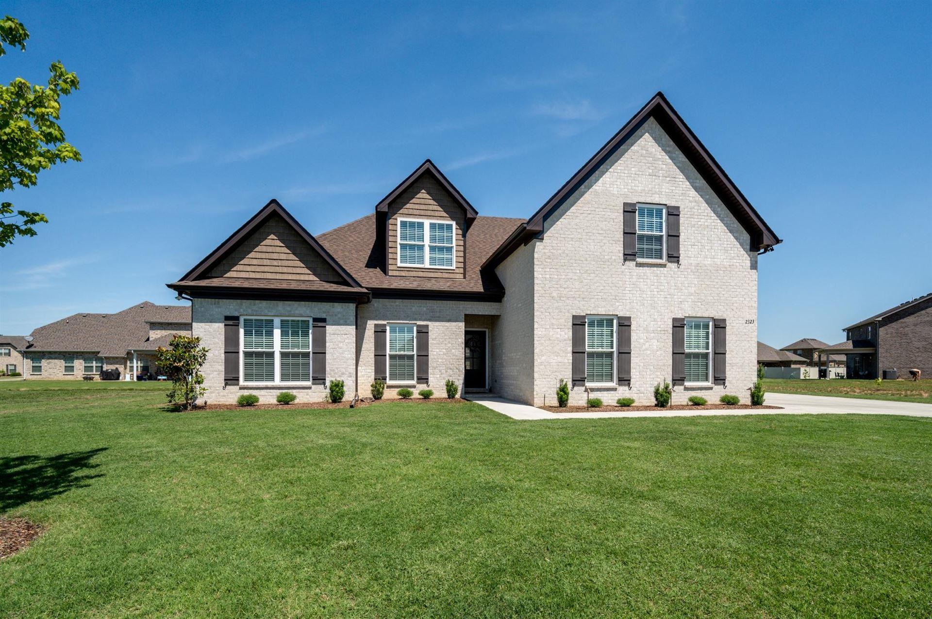 2323 Tredwell Ave, Murfreesboro, TN 37128 - MLS#: 2264160