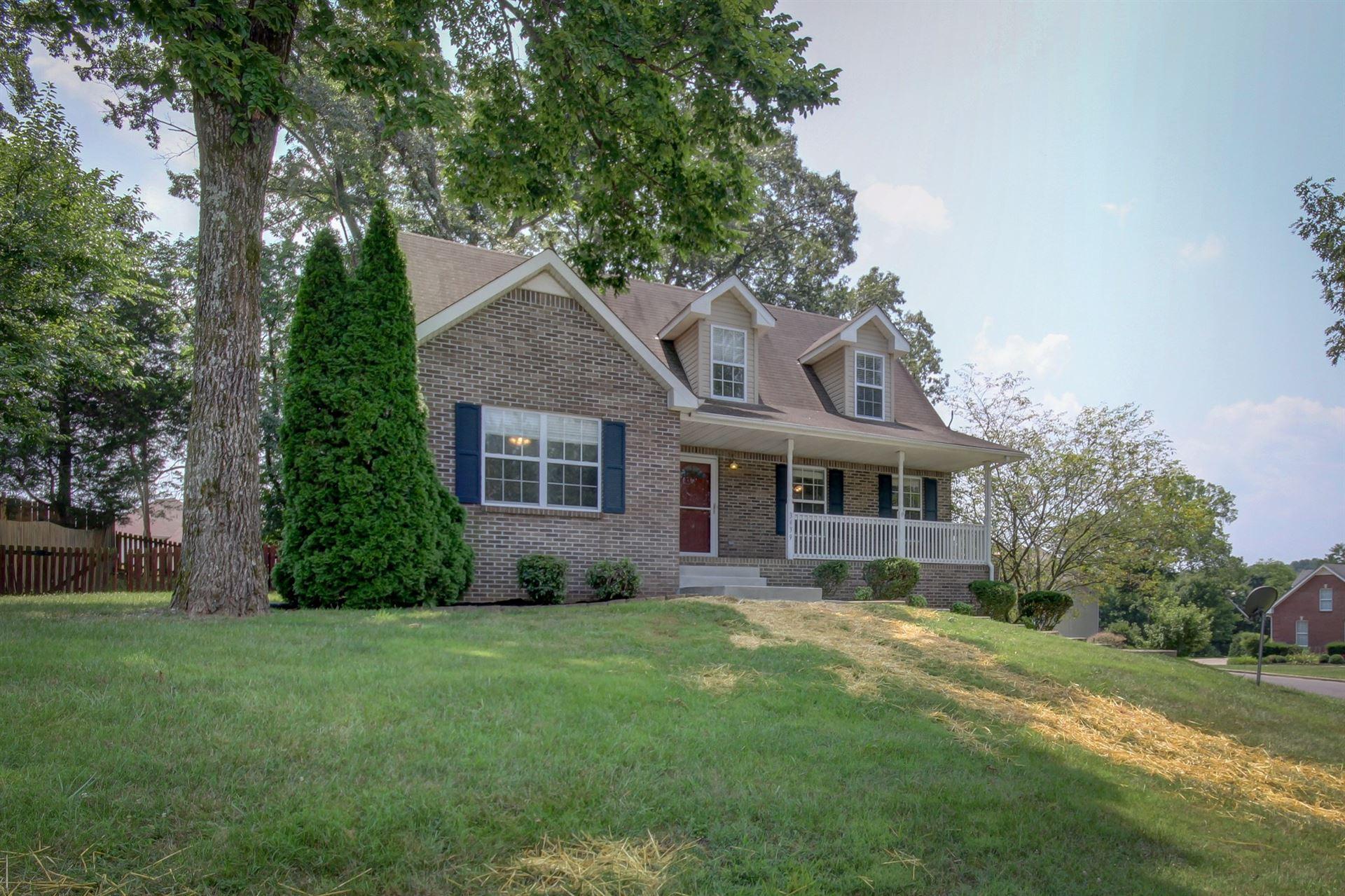 3439 Heatherwood Trce, Clarksville, TN 37040 - MLS#: 2276163