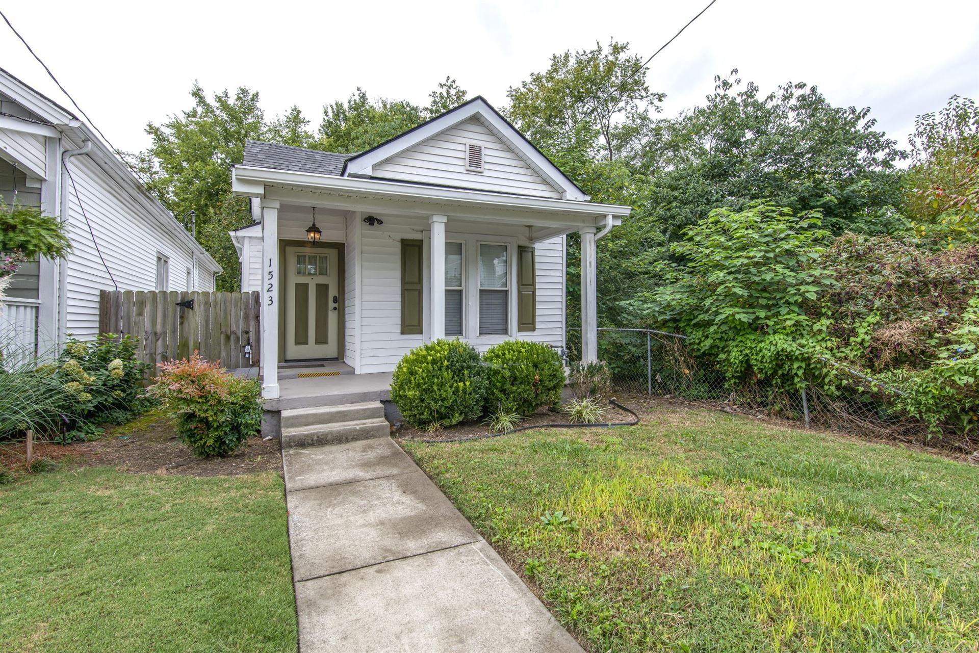 Photo of 1523 Arthur Ave, Nashville, TN 37208 (MLS # 2193165)