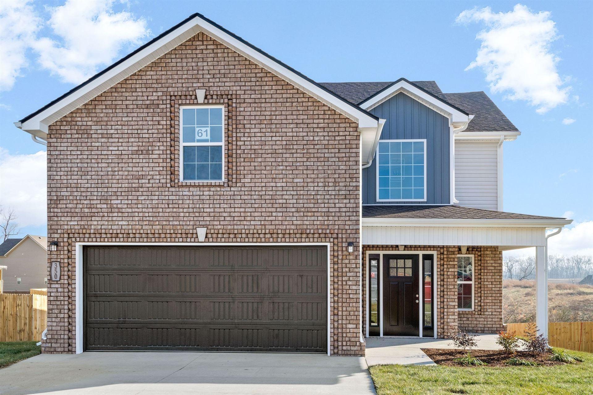 135 Dunbar Place, Clarksville, TN 37043 - MLS#: 2266165