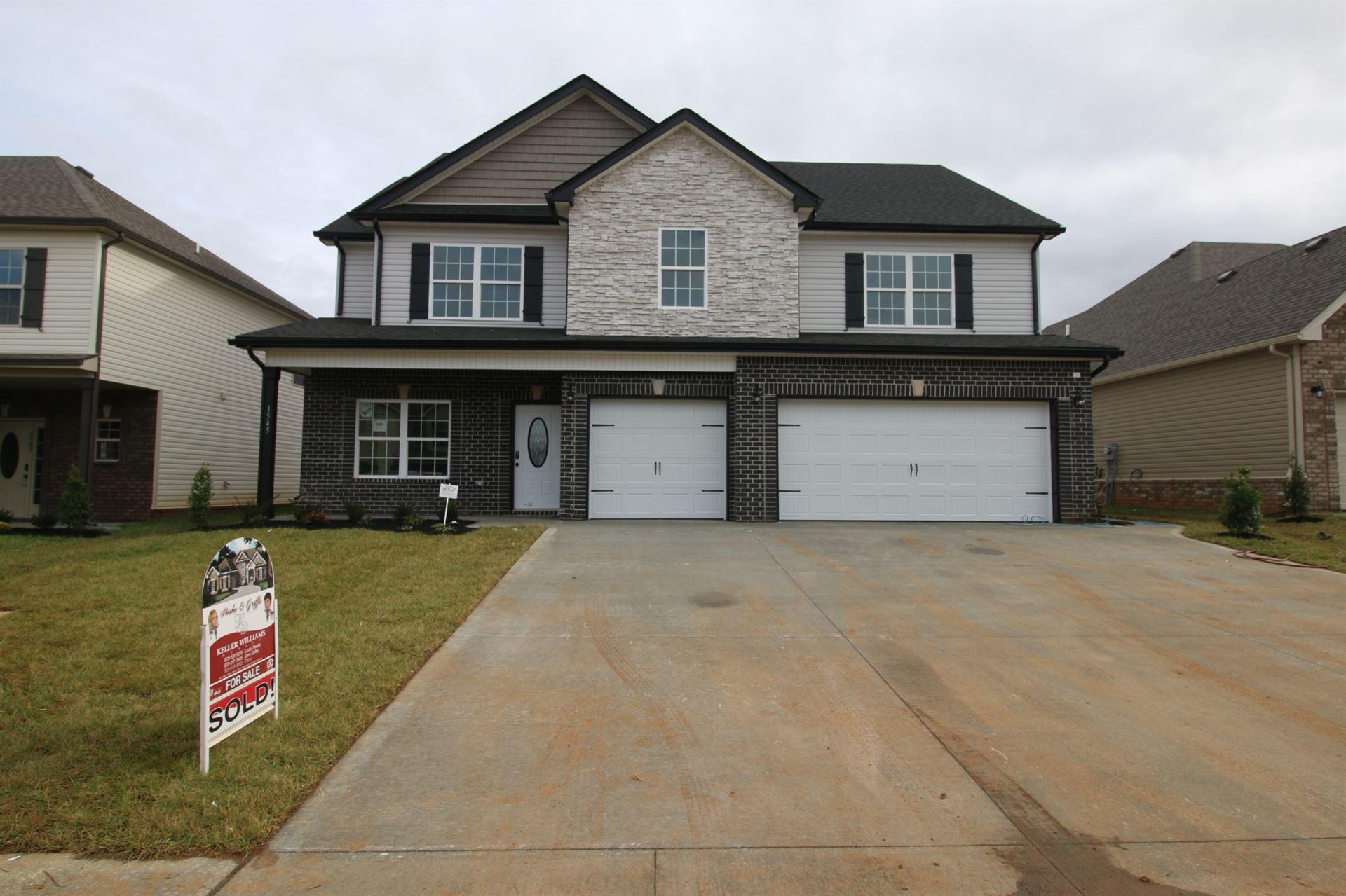 384 Summerfield, Clarksville, TN 37040 - MLS#: 2292165