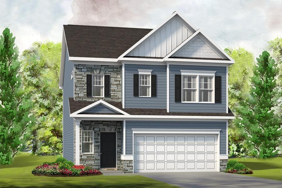 1234 Bradley Lane Lot 25, Columbia, TN 38401 - MLS#: 2199167