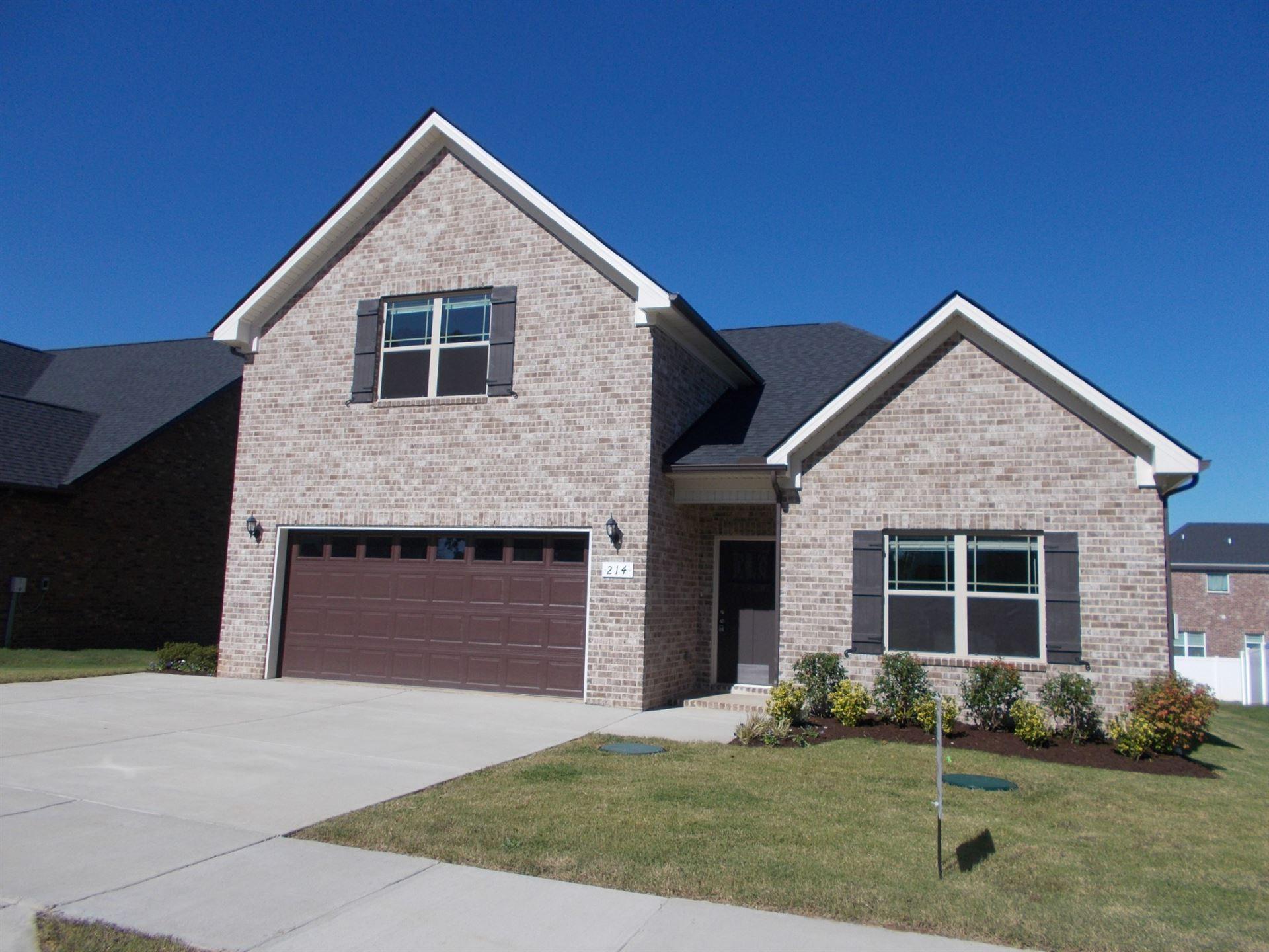 214 Edgefield Ct, Pleasant View, TN 37146 - MLS#: 2299168