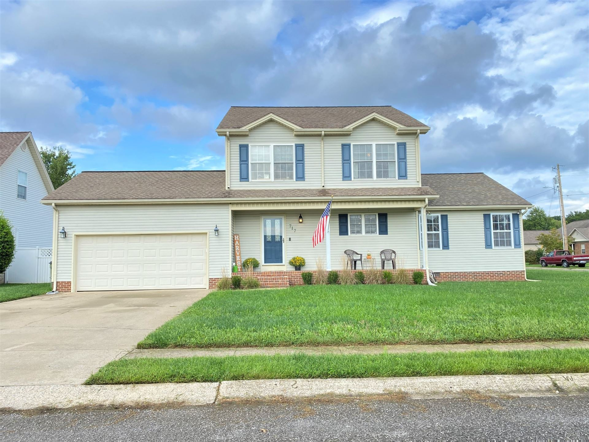 717 Claw Ct, Hopkinsville, KY 42240 - MLS#: 2293173