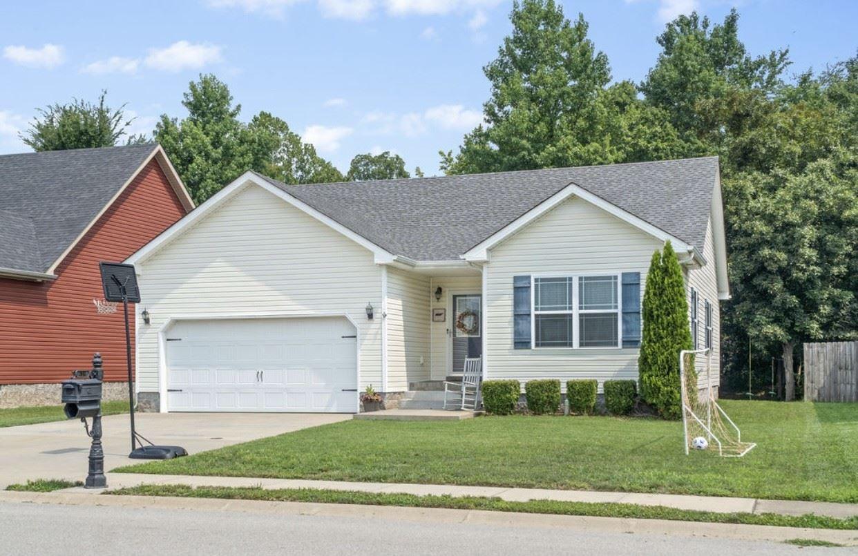 638 Fox Hound Dr, Clarksville, TN 37040 - MLS#: 2275174