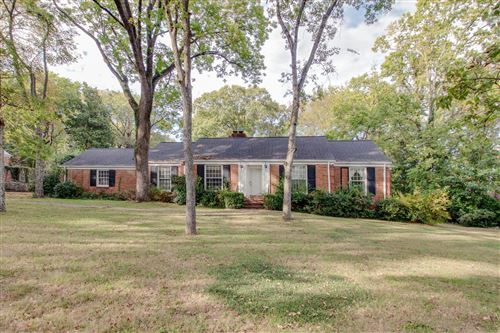 Photo of 810 Forest Acres Drive, Nashville, TN 37220 (MLS # 2091175)