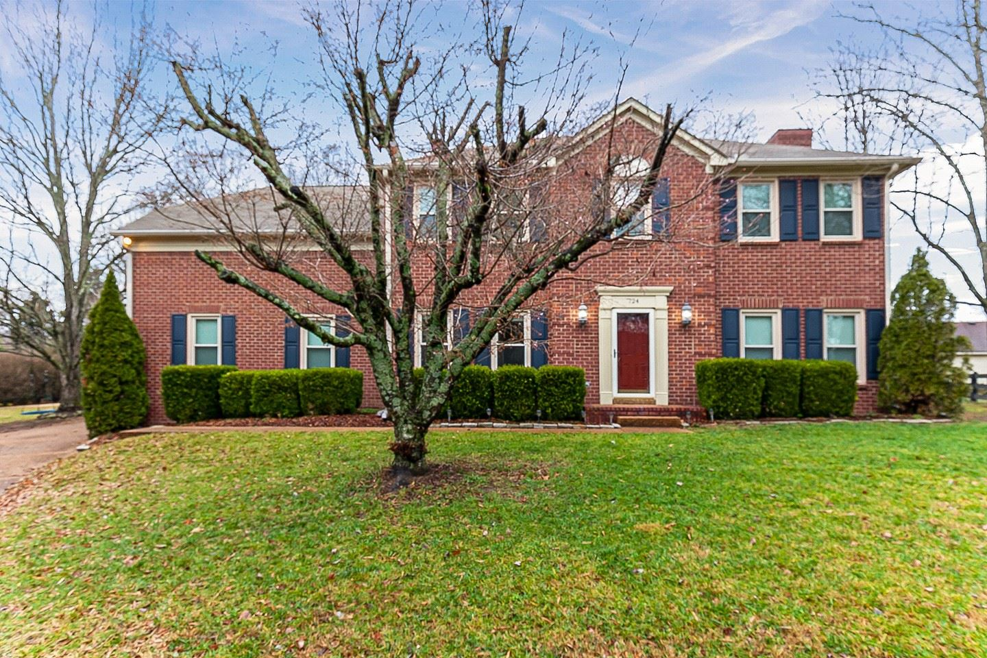 Photo of 724 Fawn Cir, Franklin, TN 37067 (MLS # 2218175)