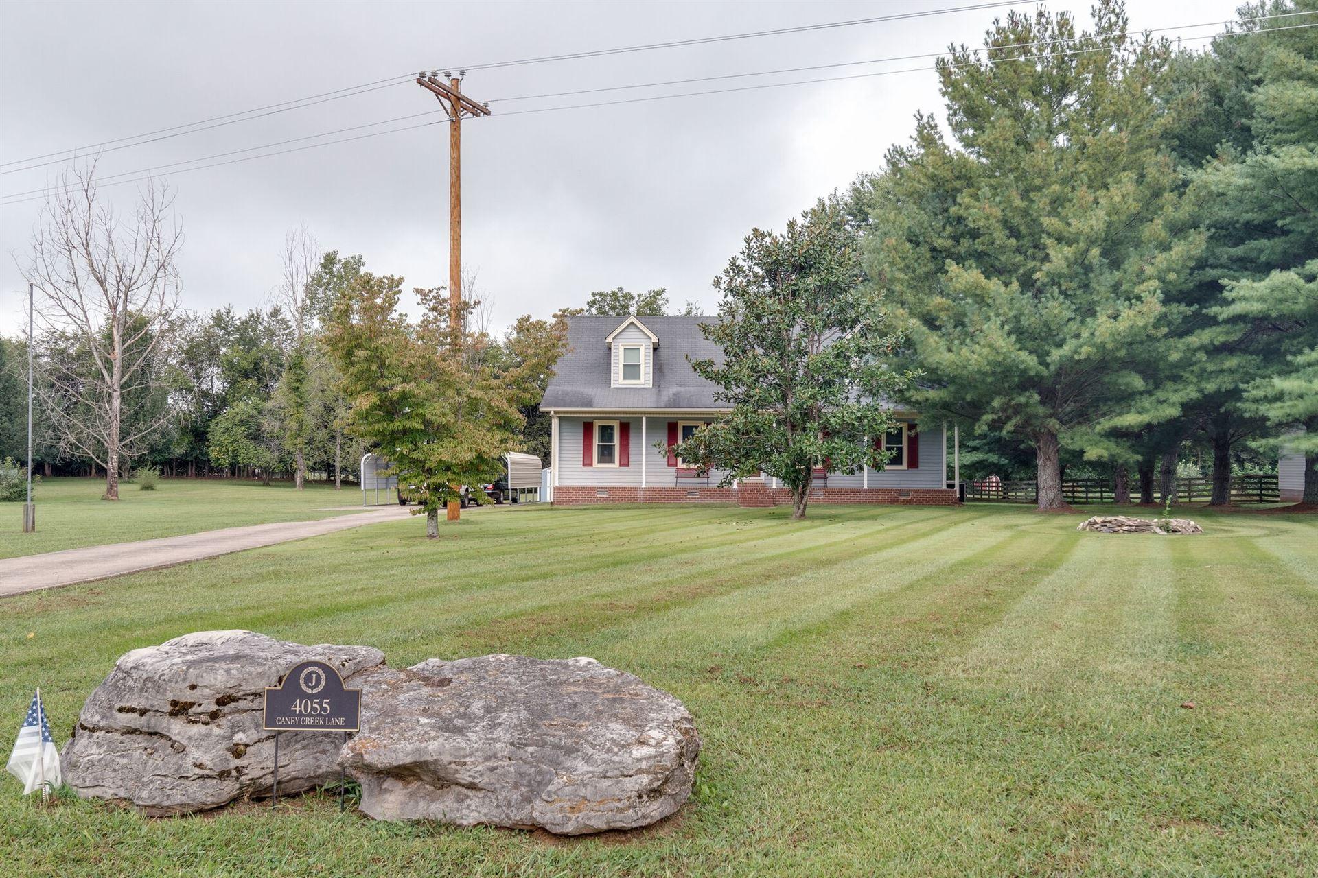 4055 Caney Creek Ln, Chapel Hill, TN 37034 - MLS#: 2292176