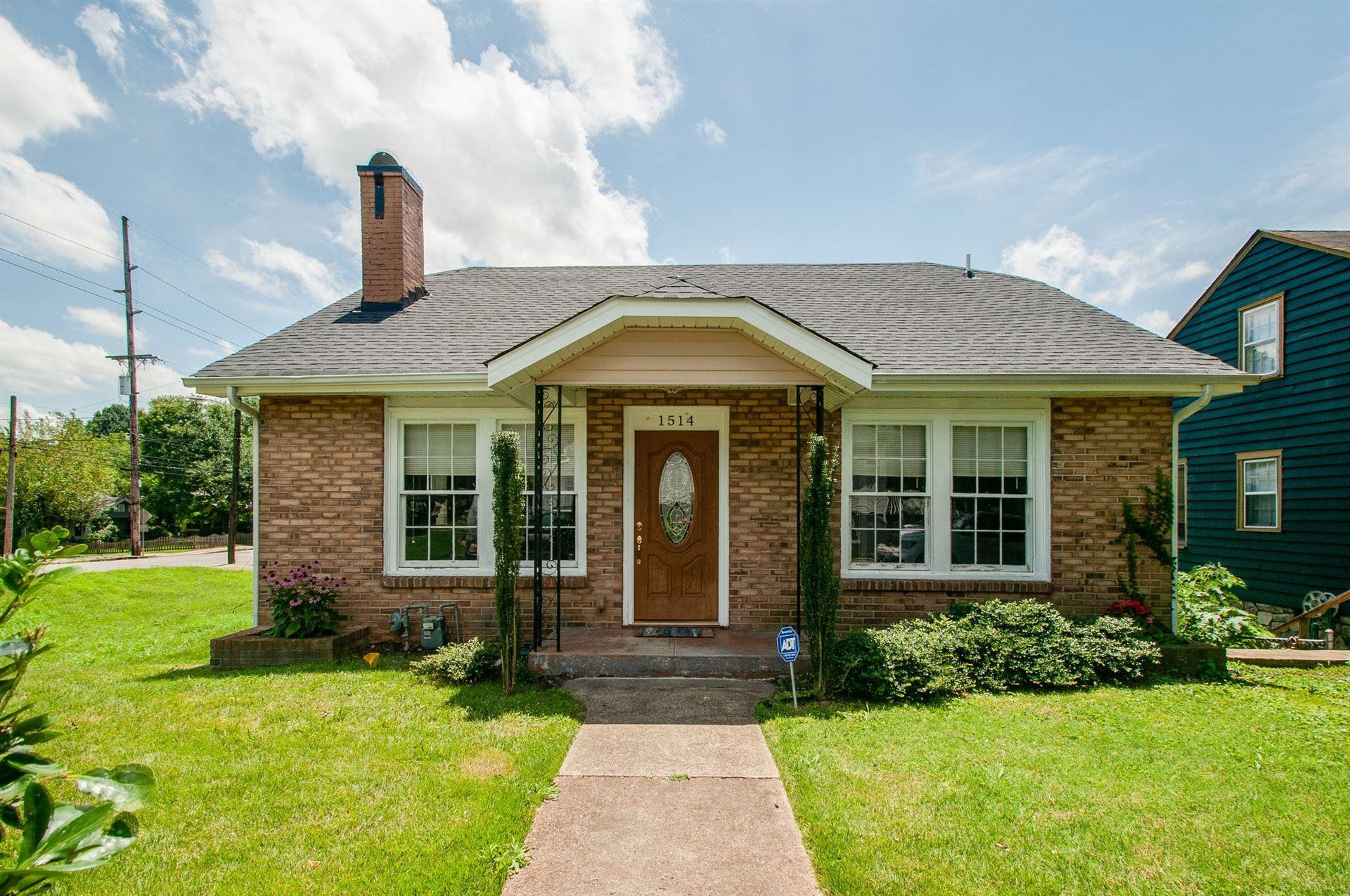 1514 Ordway Pl, Nashville, TN 37206 - MLS#: 2276177