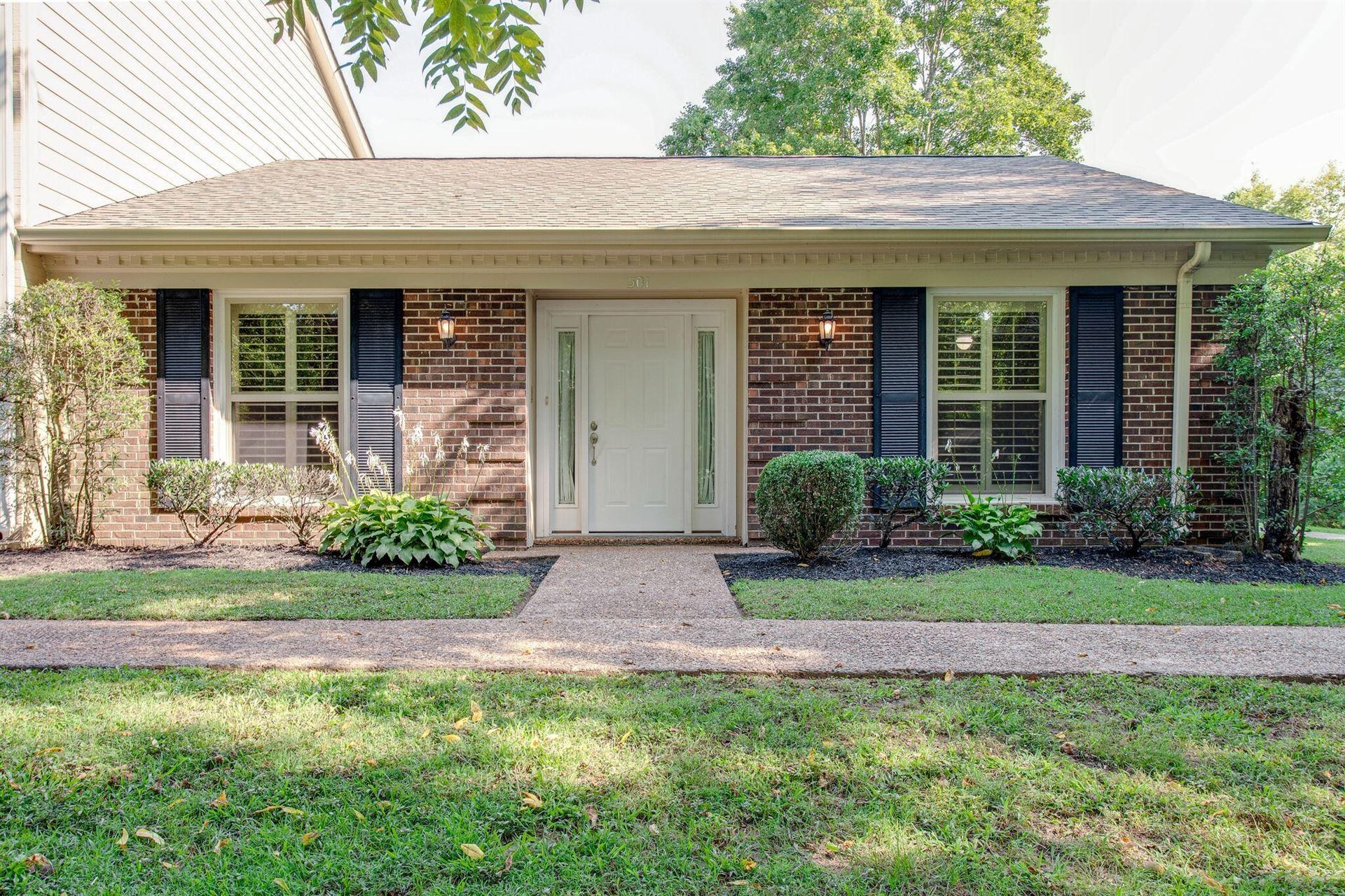 501 Plantation Ct, Nashville, TN 37221 - MLS#: 2202181