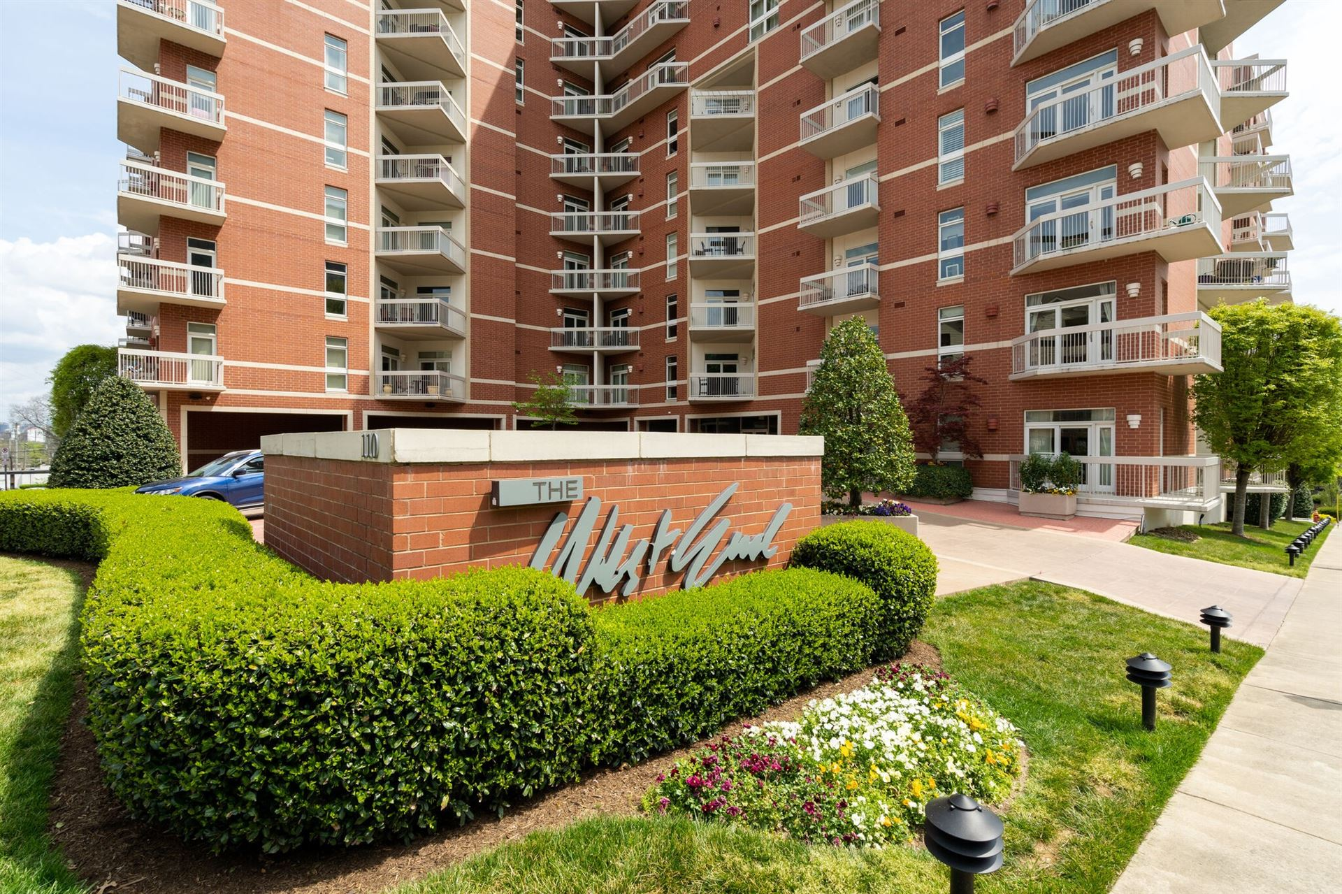 110 31st Ave N #602, Nashville, TN 37203 - MLS#: 2242181