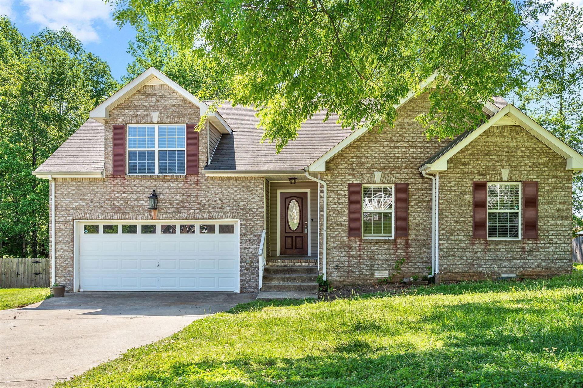 1513 Cedar Springs Cir, Clarksville, TN 37042 - MLS#: 2250181