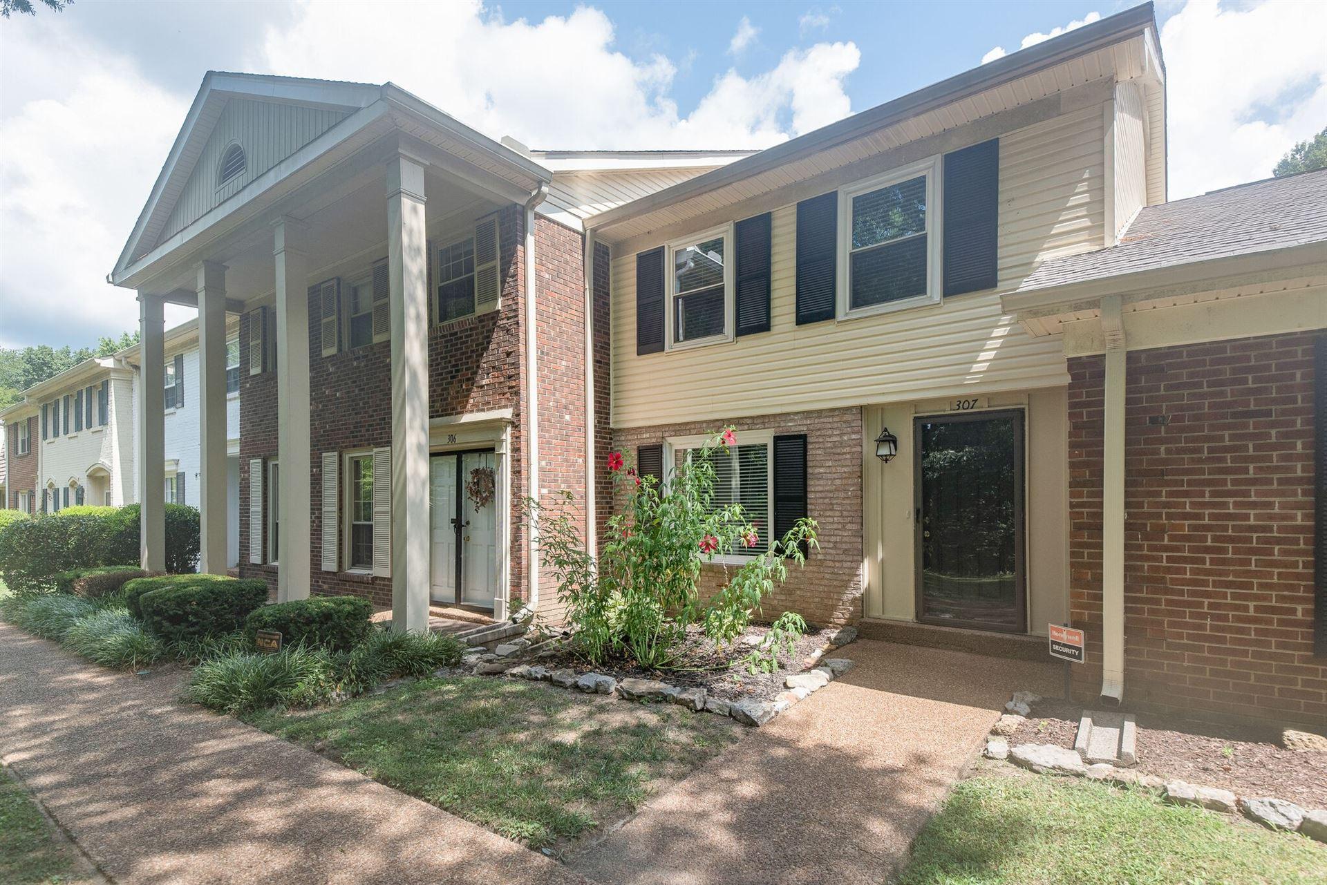 8300 Sawyer Brown Rd #H307, Nashville, TN 37221 - MLS#: 2173183