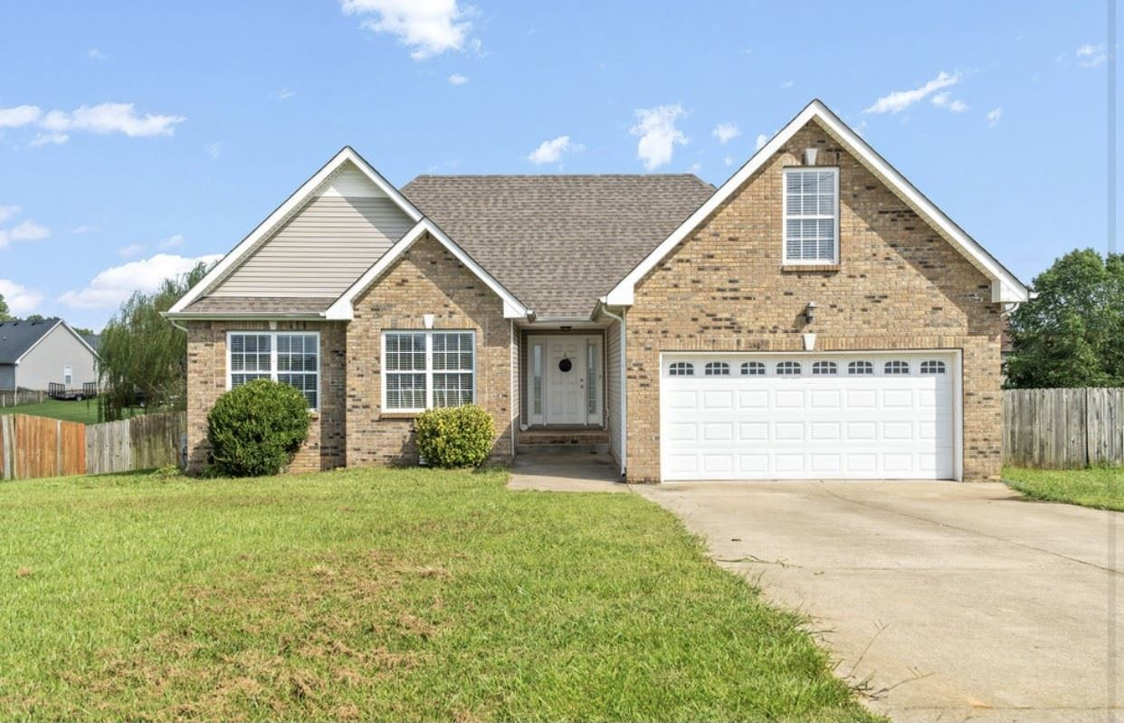 1741 Hazelwood Rd, Clarksville, TN 37042 - MLS#: 2292183
