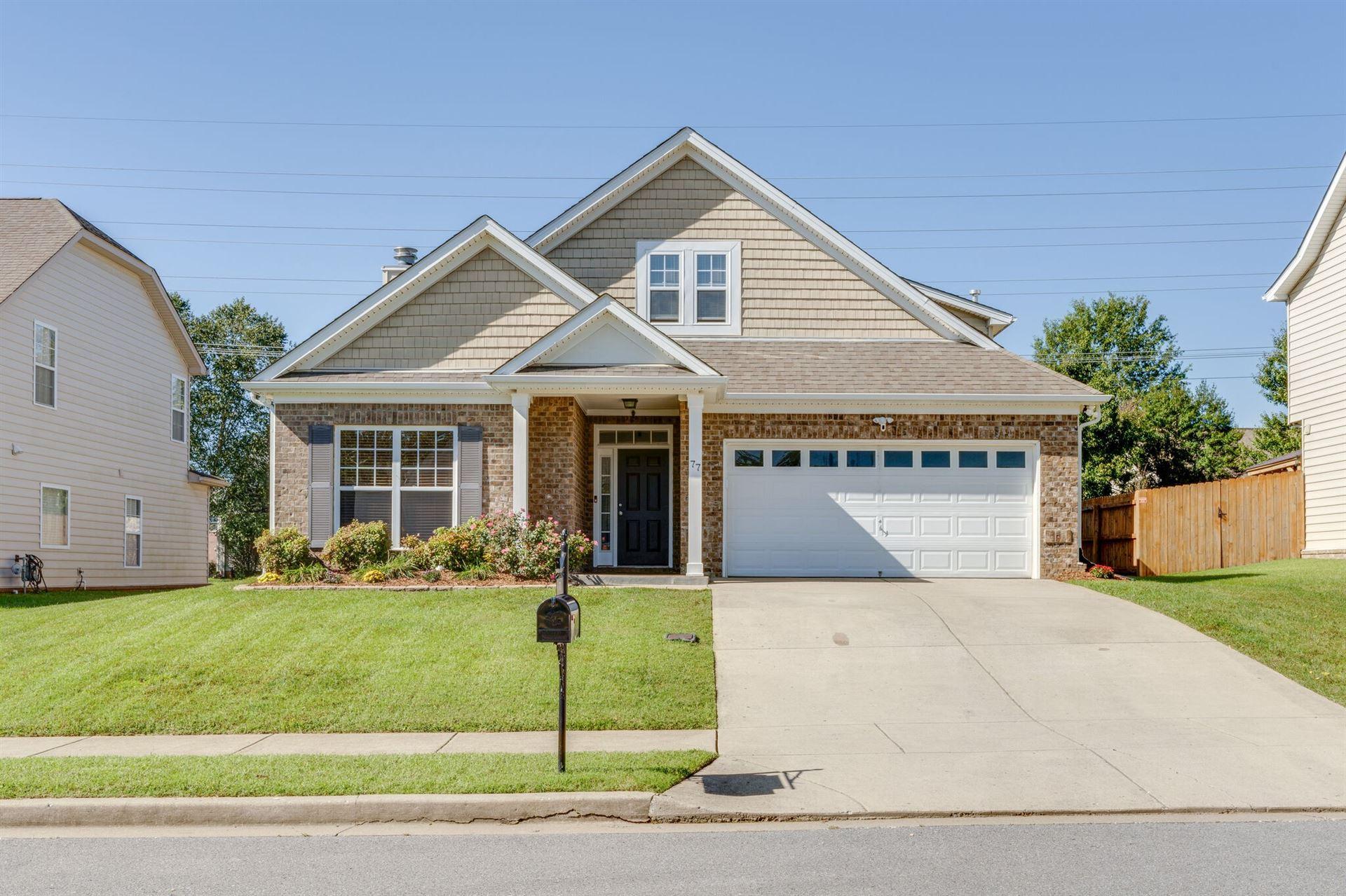 77 Villa Way, Hendersonville, TN 37075 - MLS#: 2300184