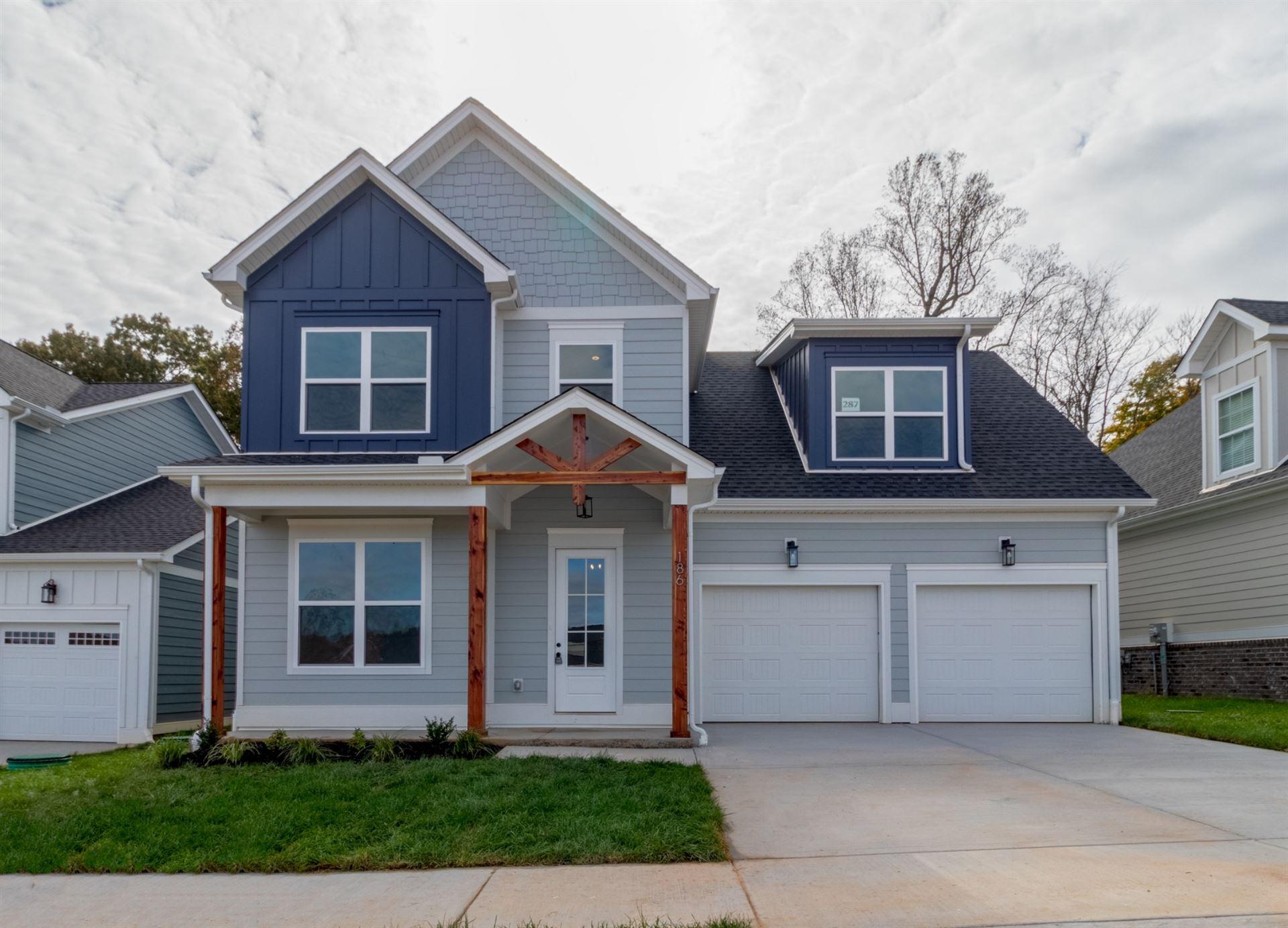 186 Daniel Street, Pleasant View, TN 37146 - MLS#: 2294186