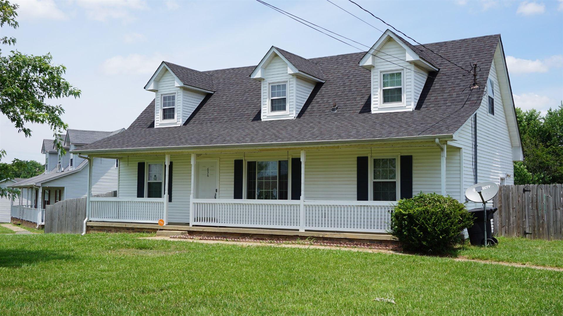 636 Hugh Hunter Rd, Oak Grove, KY 42262 - MLS#: 2266187