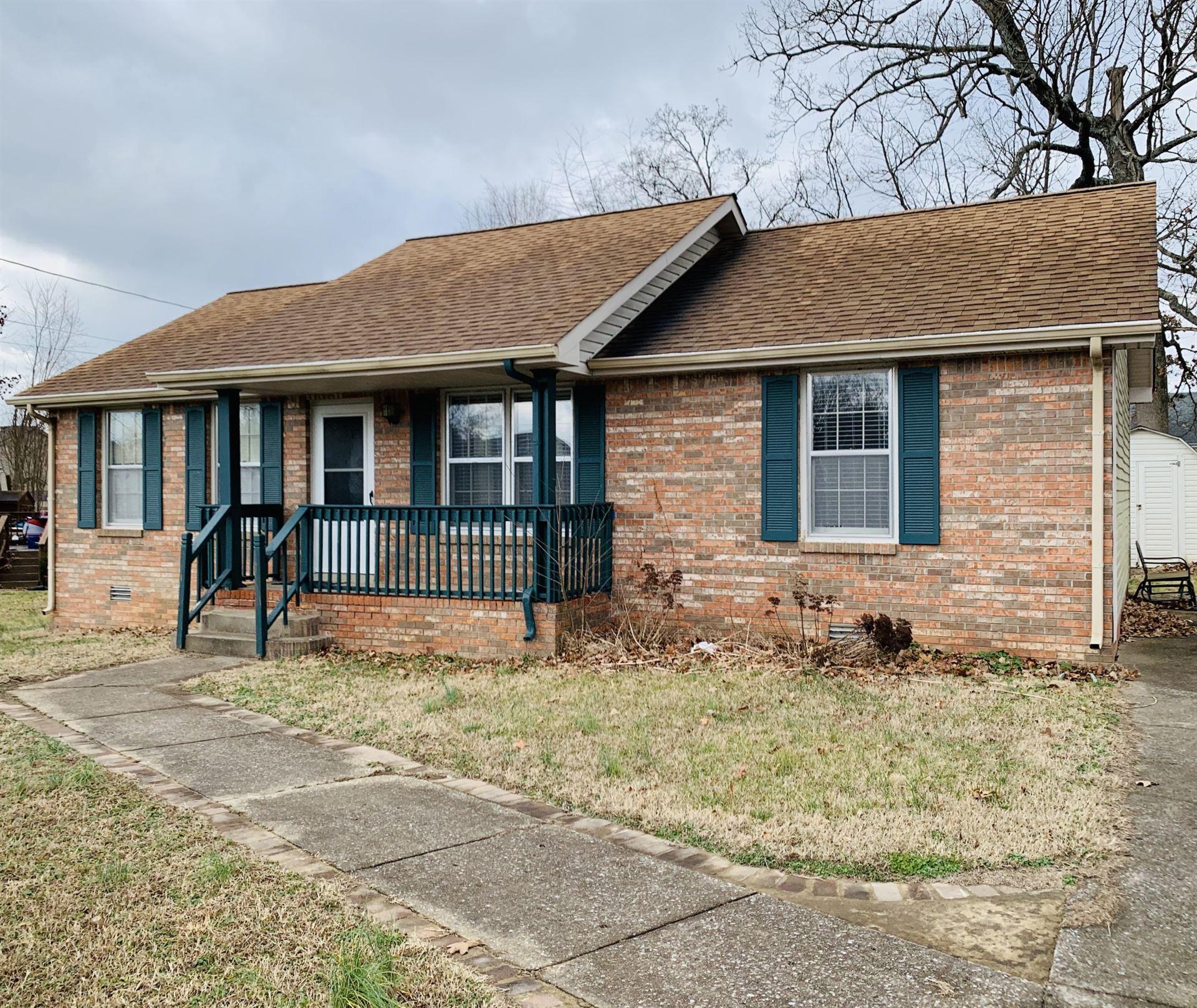 3416 Oak Lawn Dr, Clarksville, TN 37042 - MLS#: 2223192