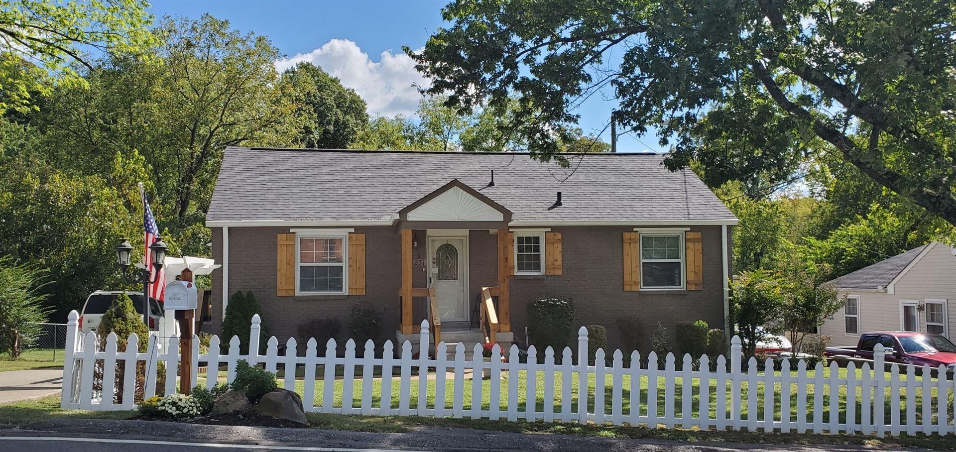 231 Graylynn Dr, Nashville, TN 37214 - MLS#: 2250193