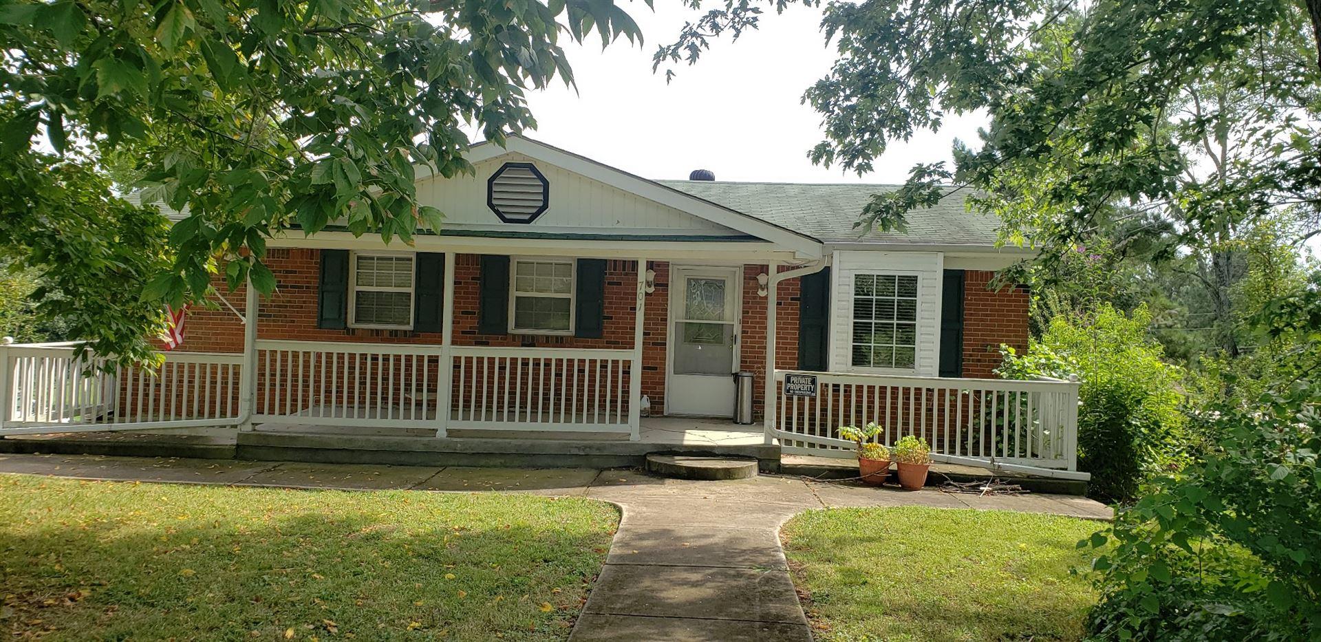 701 Sanders St, Lewisburg, TN 37091 - MLS#: 2180195