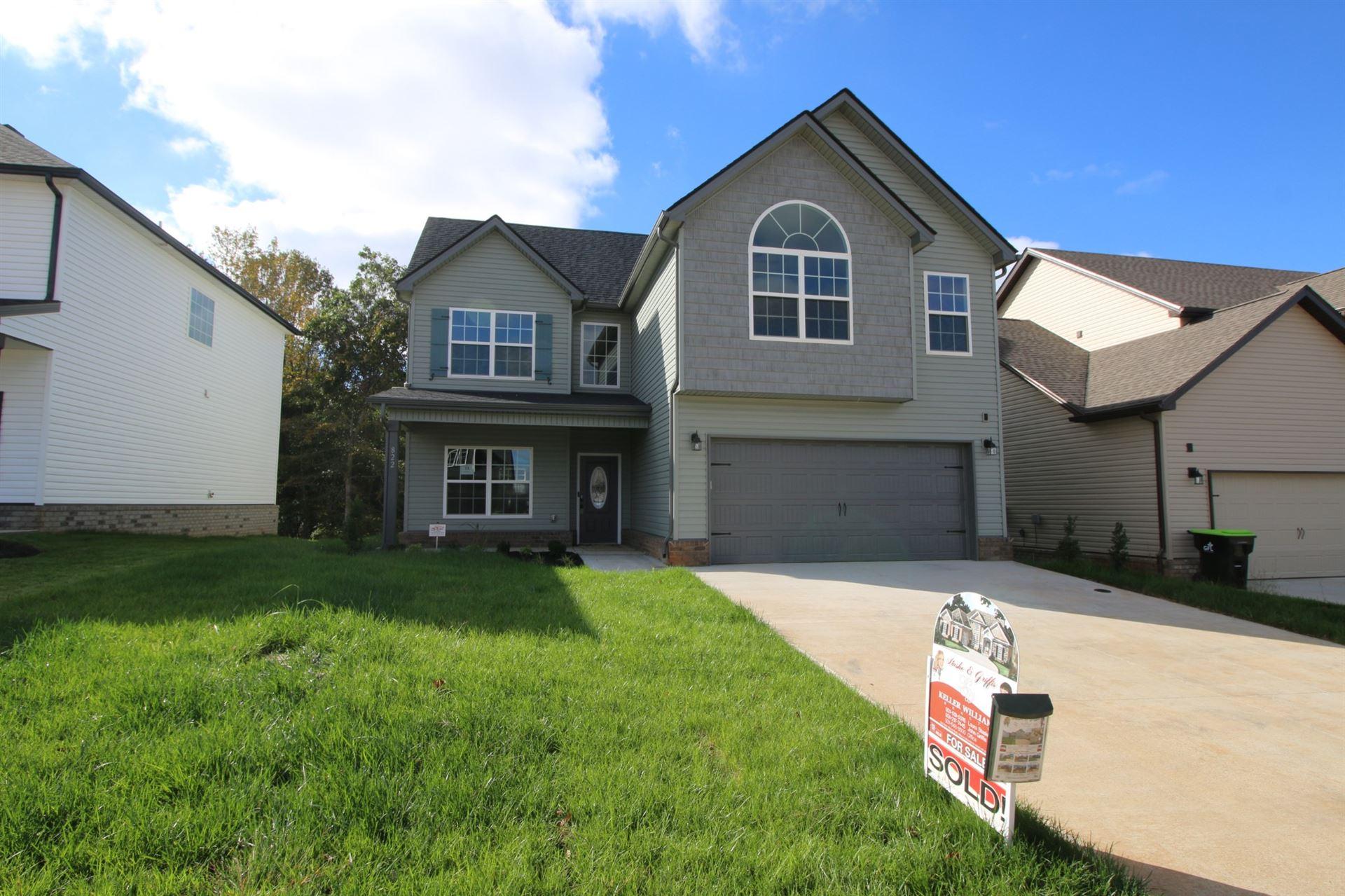 Photo of 13 Mills Creek, Clarksville, TN 37042 (MLS # 2293196)