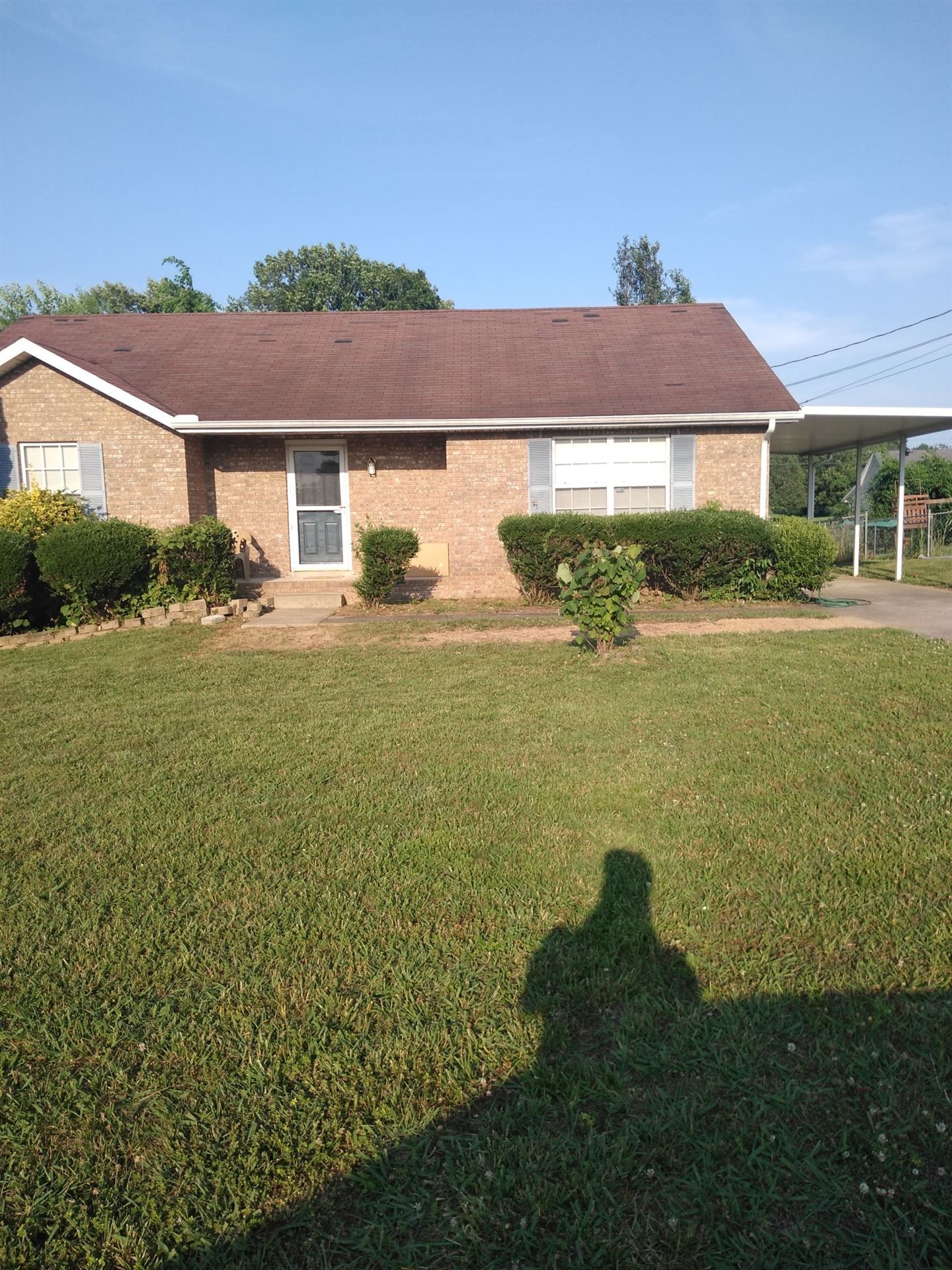1307 Jared Ray Dr, Clarksville, TN 37042 - MLS#: 2262197