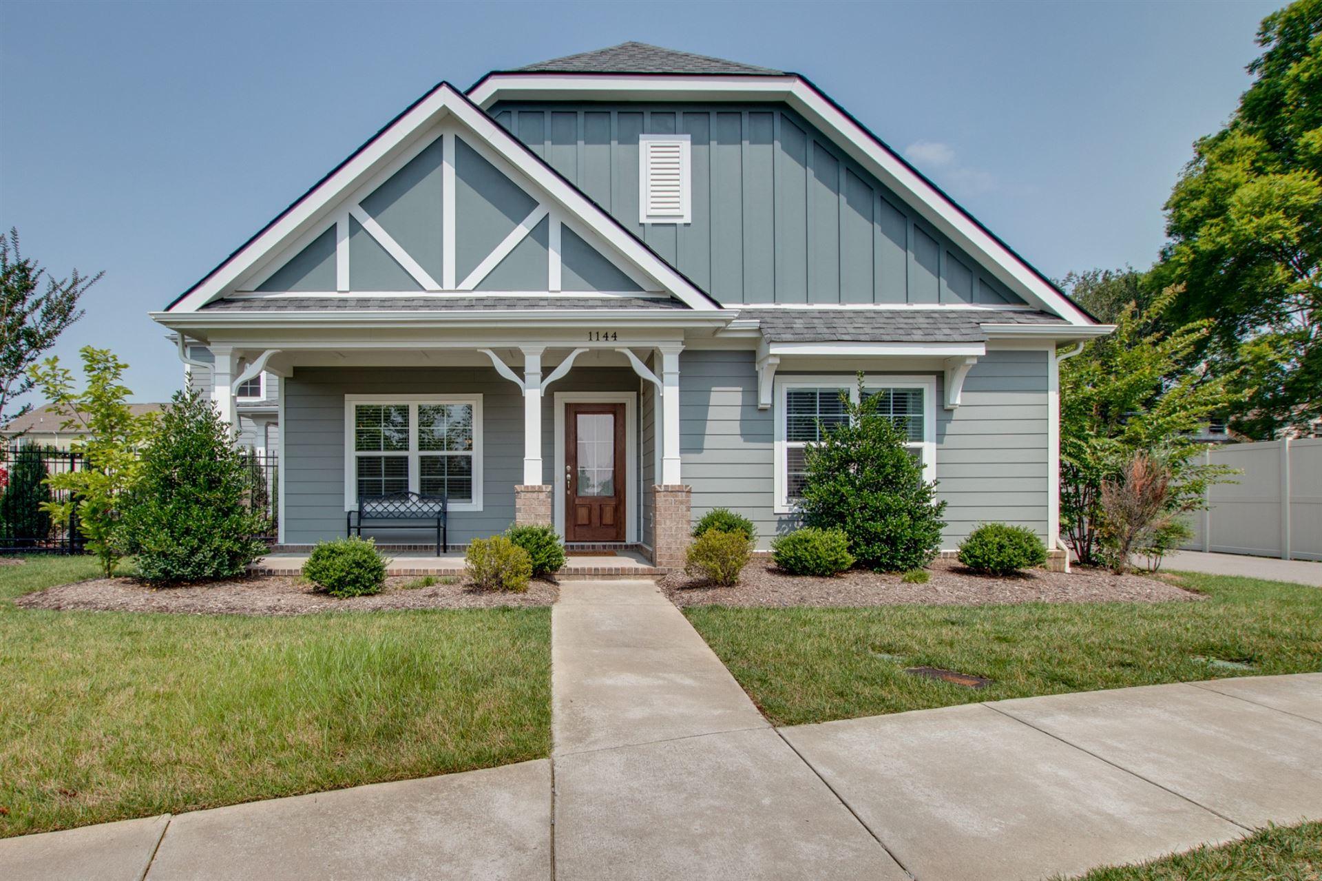 1144 Charleston Blvd, Murfreesboro, TN 37130 - MLS#: 2275199