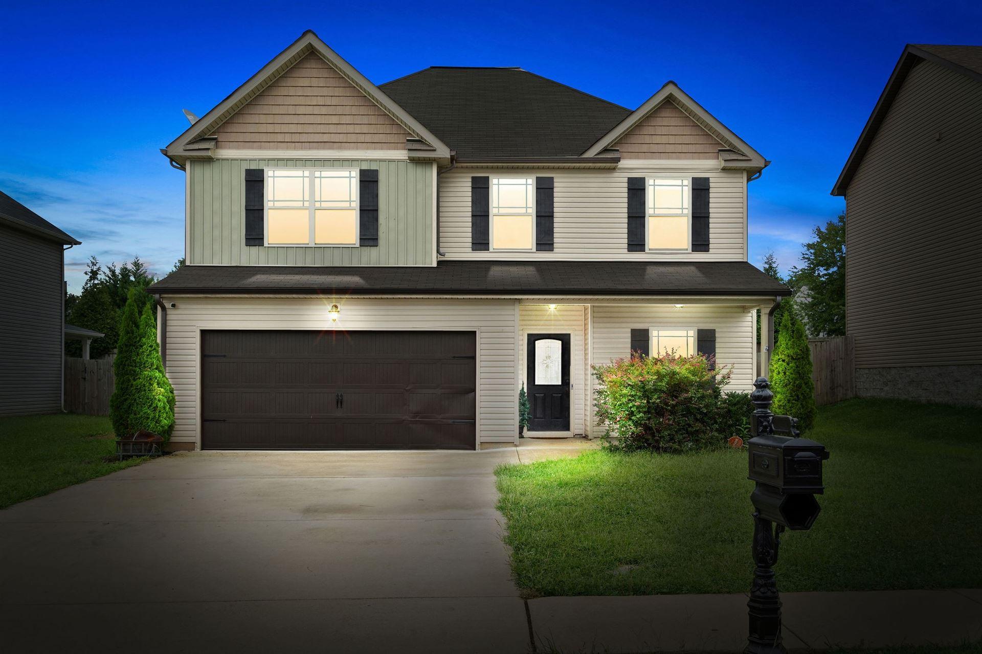 3421 Oconnor Ln, Clarksville, TN 37042 - MLS#: 2293201