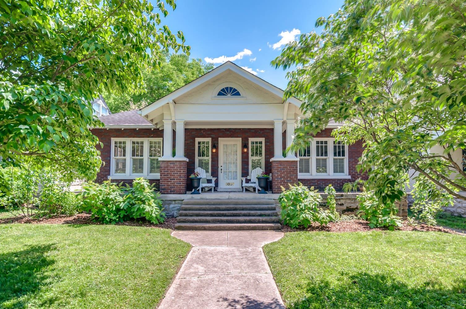 3807 Central Ave, Nashville, TN 37205 - MLS#: 2252203