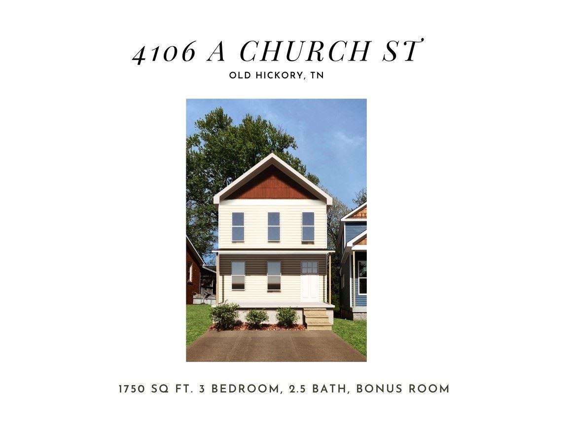 4106A Church Street, Old Hickory, TN 37138 - MLS#: 2251210