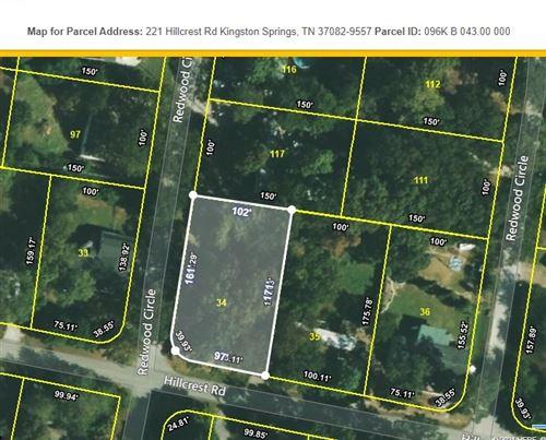 Photo of 221 Hillcrest Road, Kingston Springs, TN 37082 (MLS # 2252211)