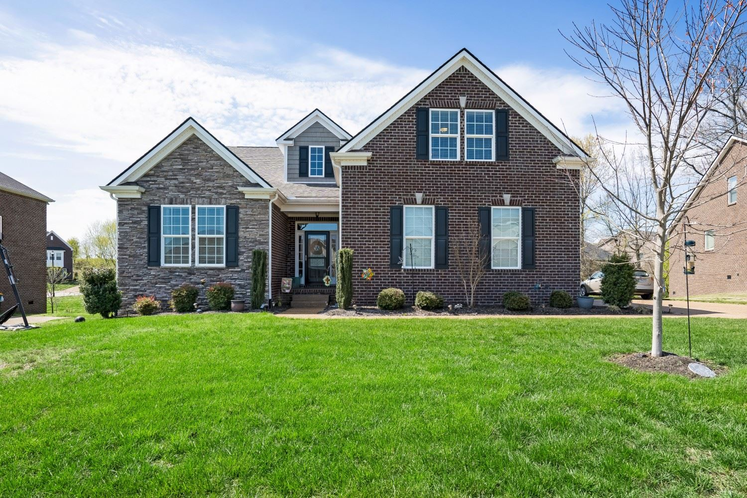 Photo of 5016 Keeley Dr, Spring Hill, TN 37174 (MLS # 2137211)