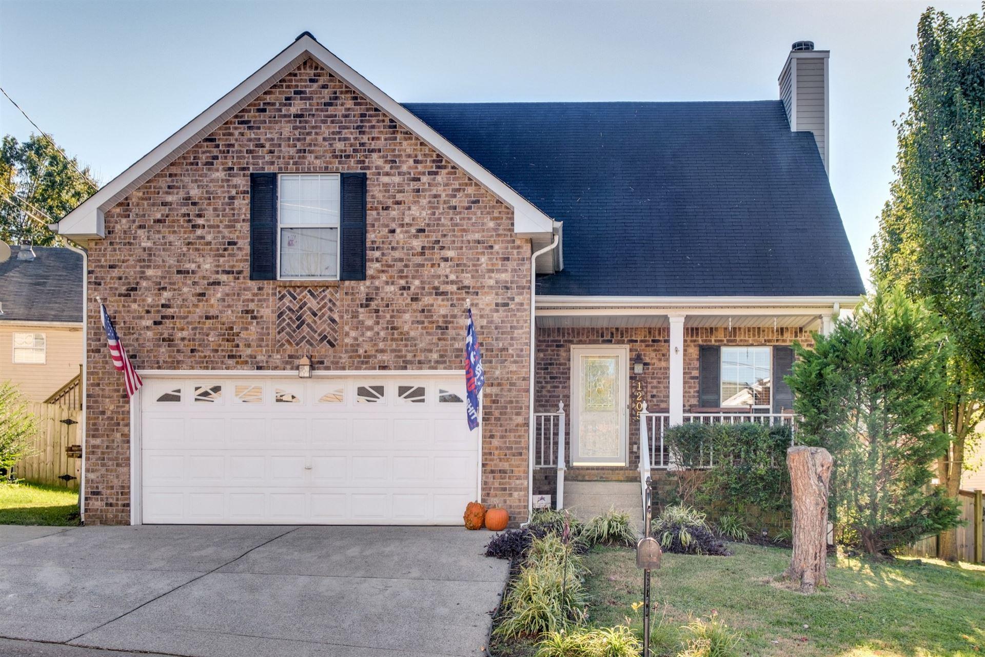1205 Danbury Ct, Nashville, TN 37214 - MLS#: 2205212