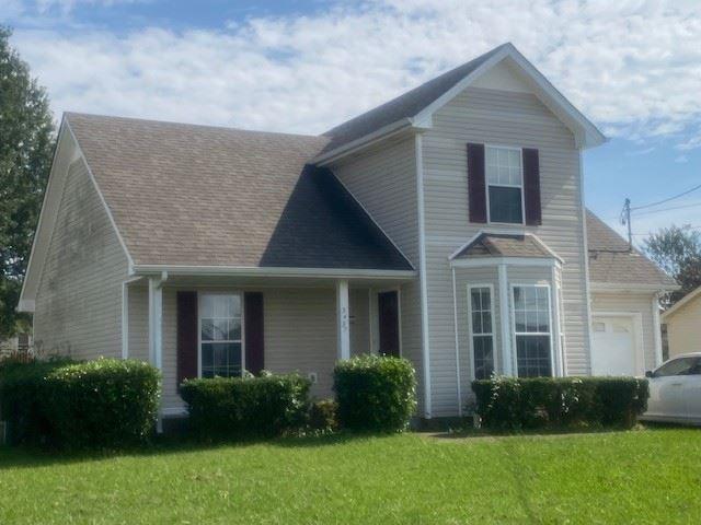3437 Kingfisher Dr, Clarksville, TN 37042 - MLS#: 2300212