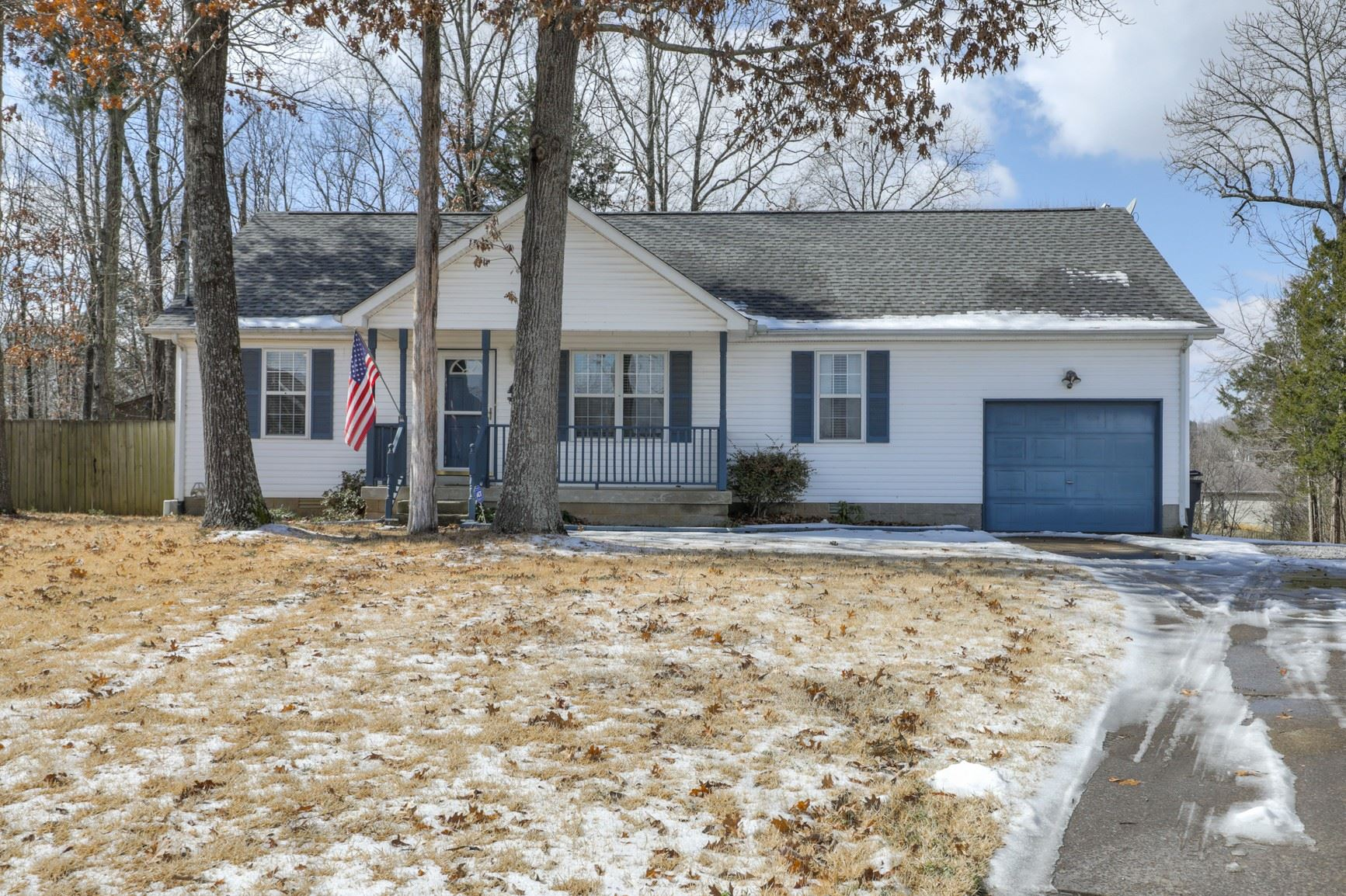 1204 Welsh Dr, La Vergne, TN 37086 - MLS#: 2251213