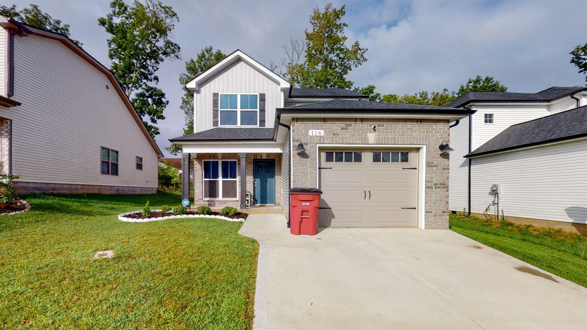 116 Waterwheel Cir, Clarksville, TN 37042 - MLS#: 2293215