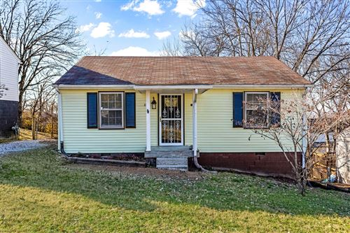 Photo of 339 Chamberlin St, Nashville, TN 37209 (MLS # 2105216)