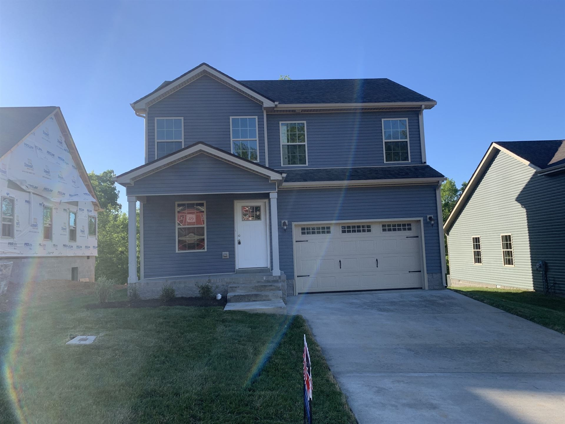 49 WOODLAND HILLS, Clarksville, TN 37043 - MLS#: 2224218