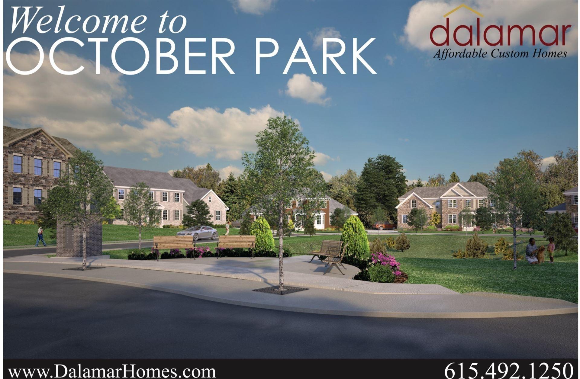 Photo of 1038 October Park Way, Lot 6, Franklin, TN 37067 (MLS # 2199220)