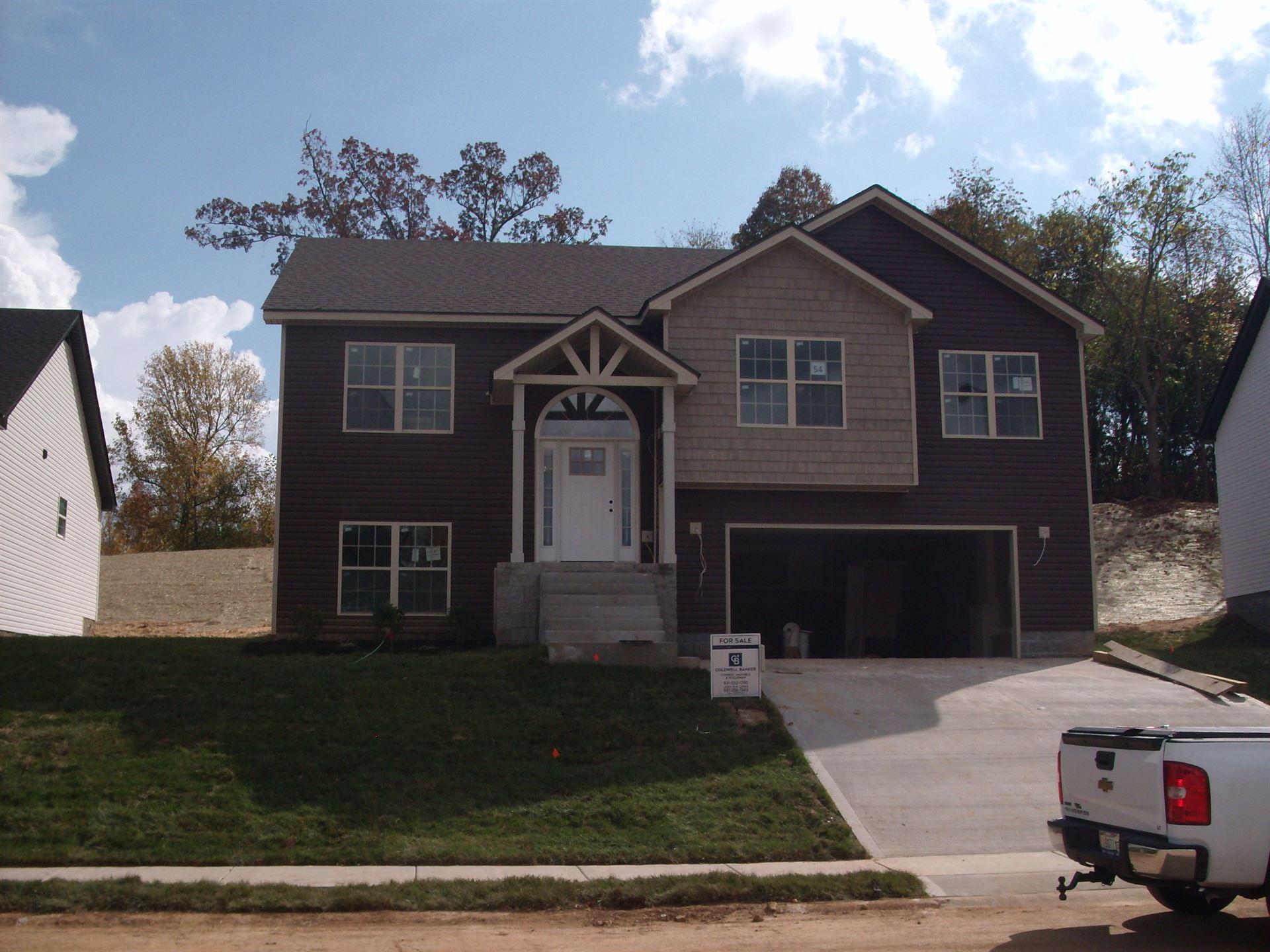 54 Chestnut Hill, Clarksville, TN 37042 - MLS#: 2191221