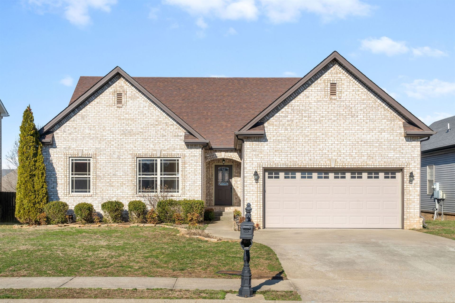 1503 Cobra Ln, Clarksville, TN 37042 - MLS#: 2233223