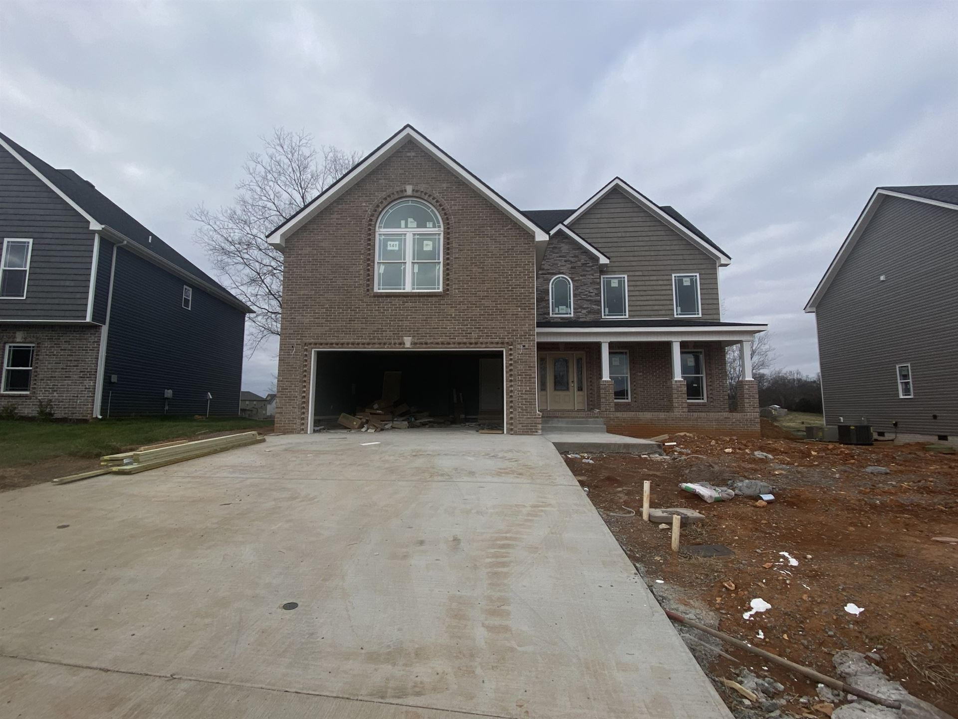 912 Burley Barn Rd, Clarksville, TN 37042 - MLS#: 2273223