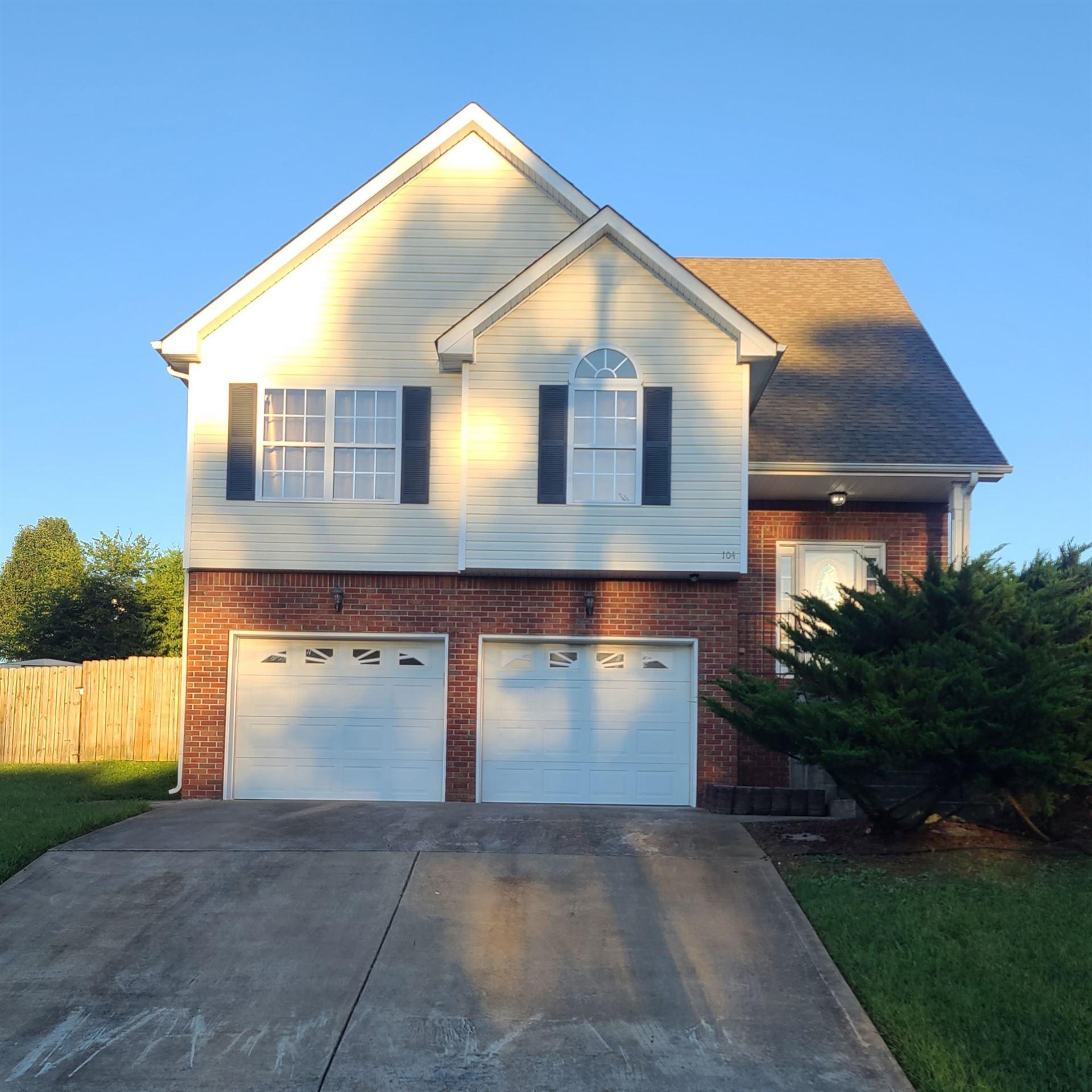 104 West Drive, Clarksville, TN 37040 - MLS#: 2294225