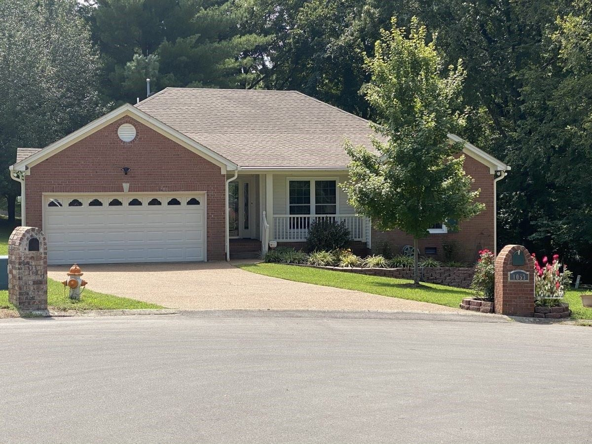 1053 Tonyawood Dr, Old Hickory, TN 37138 - MLS#: 2179230