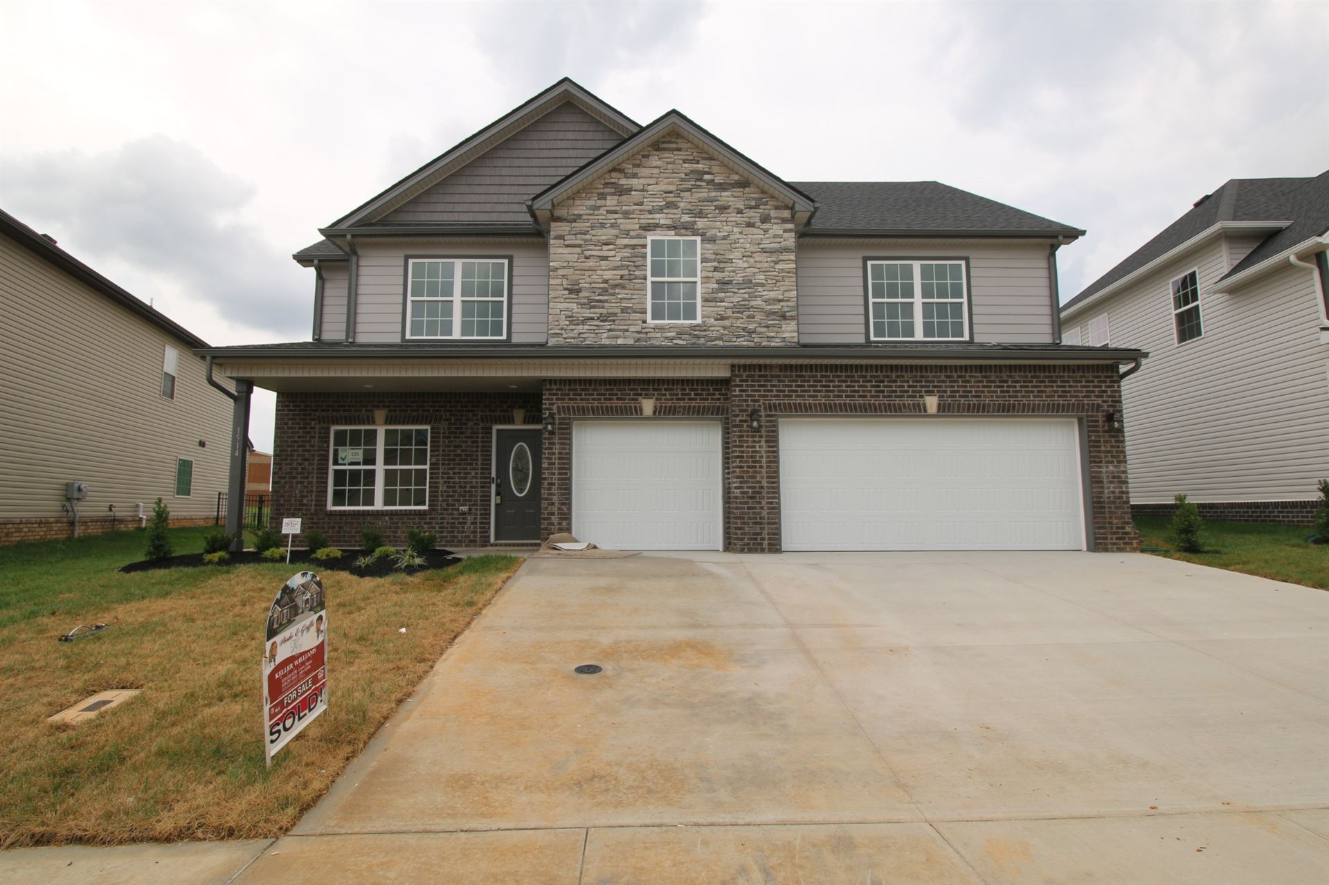 123 Charleston Oaks, Clarksville, TN 37042 - MLS#: 2229230