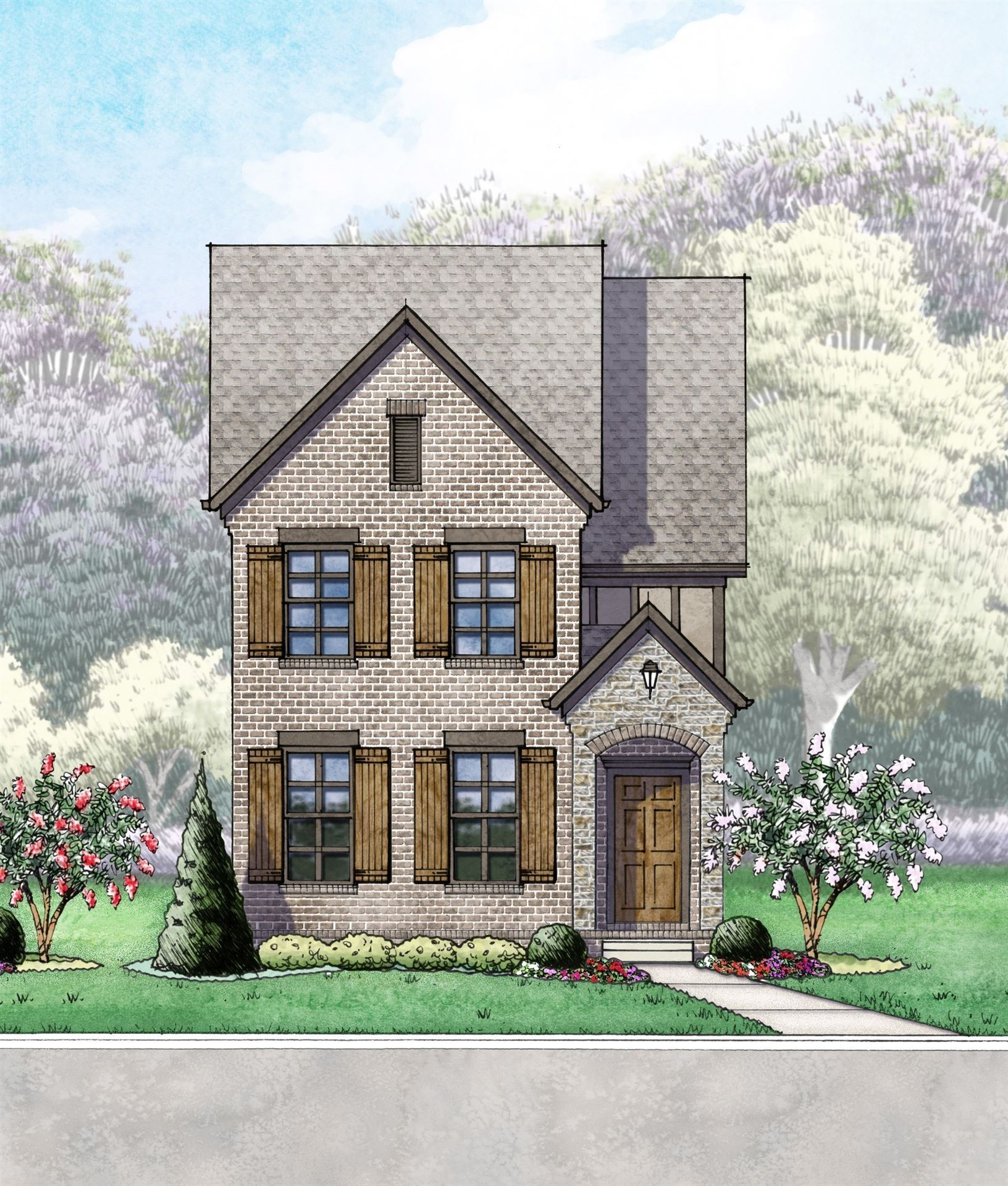 Photo of 141 Bellagio Villas DR #12, Spring Hill, TN 37174 (MLS # 2179231)