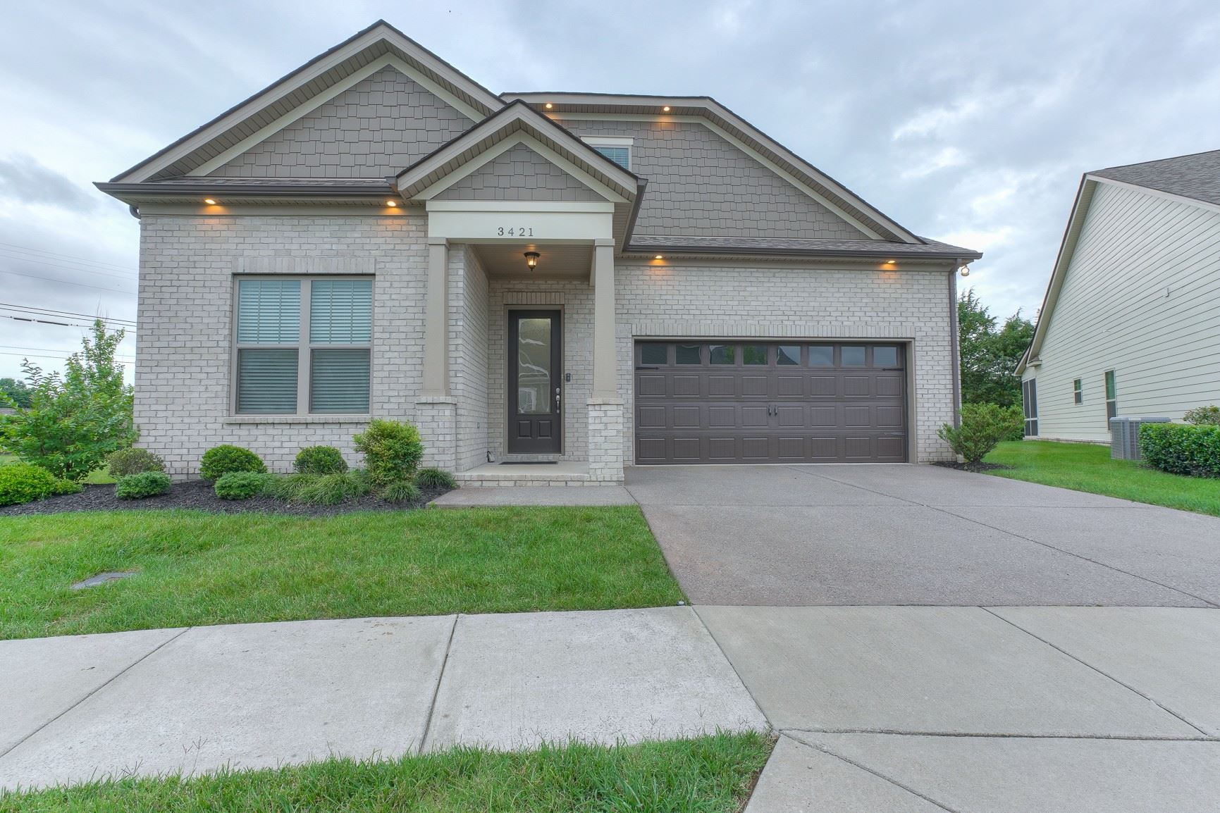 3421 Cortona Way, Murfreesboro, TN 37129 - MLS#: 2251233