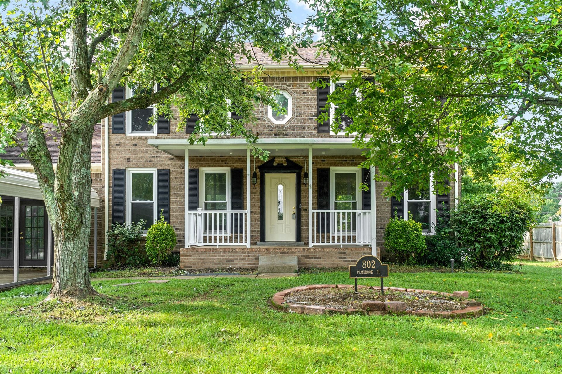 802 Pembrook Pl, Clarksville, TN 37042 - MLS#: 2292233