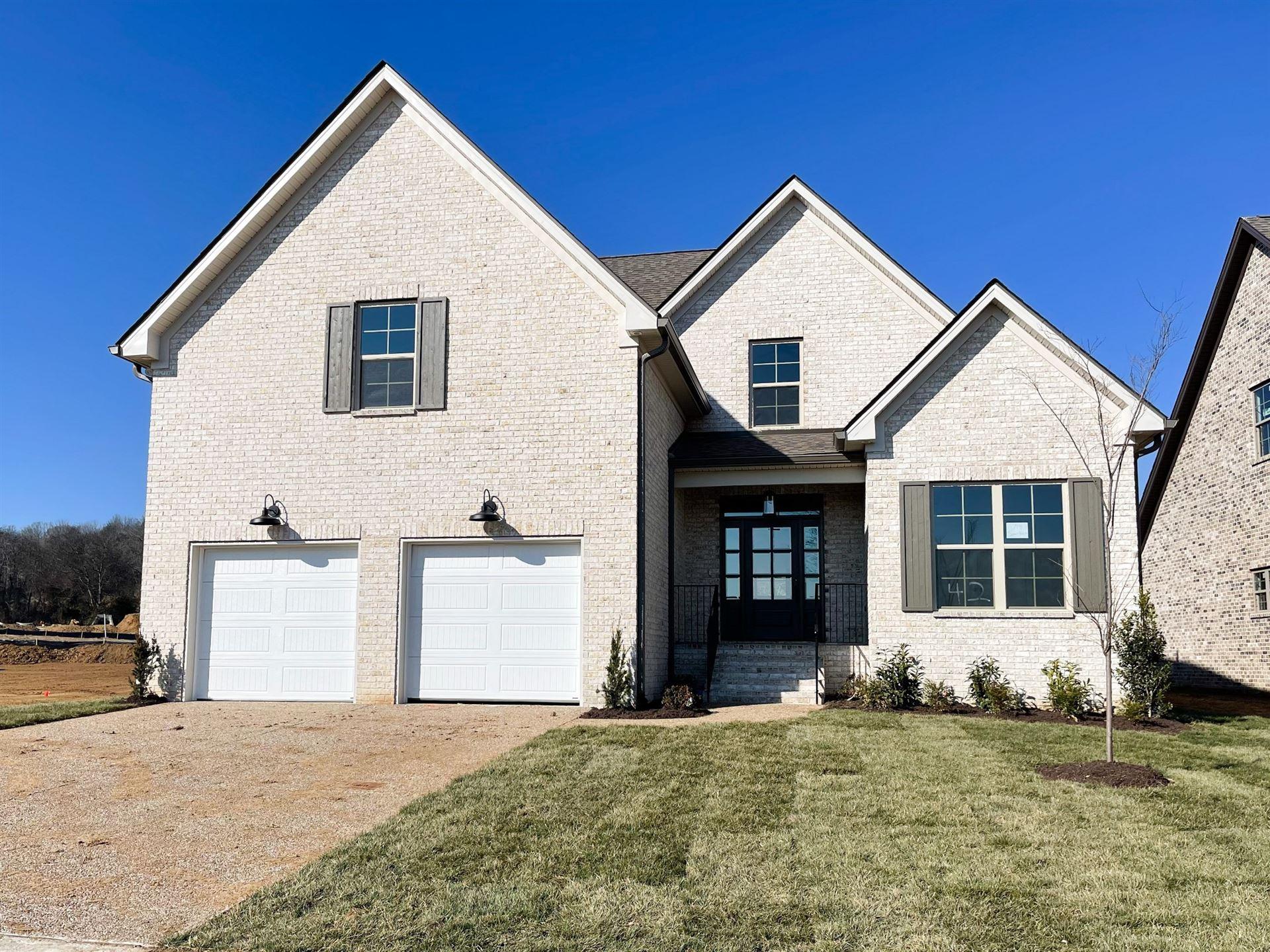 1714 Sorrell Park Drive, Lot 42, Spring Hill, TN 37174 - MLS#: 2299236