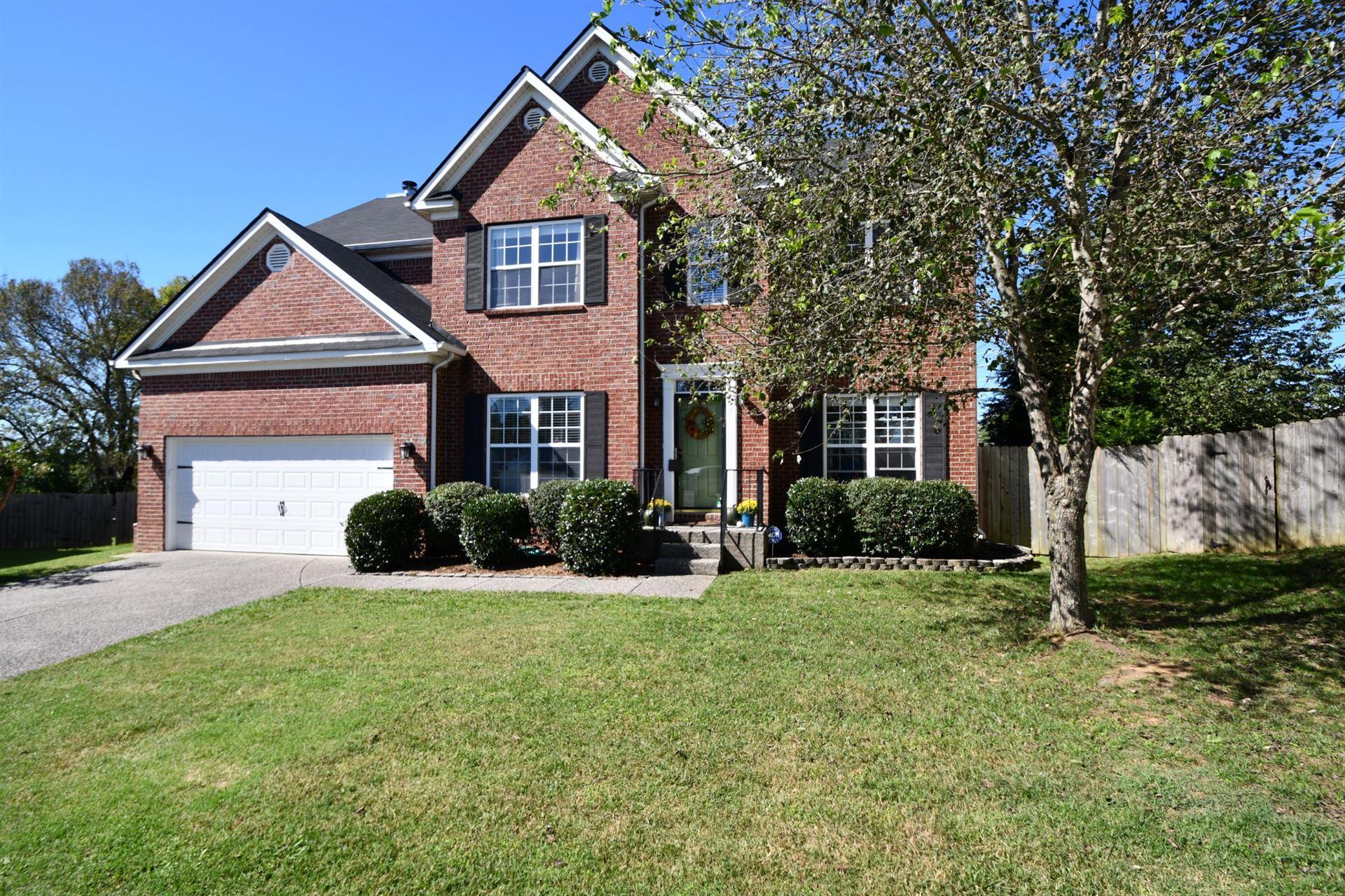 1022 Vanguard Dr, Spring Hill, TN 37174 - MLS#: 2194237